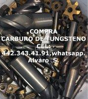 CARBURO DE TUNGSTENO  COMPRA VENTA