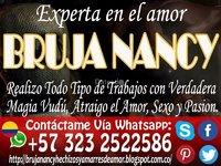 LOGRA UNA UNIÓN MATRIMONIAL EN POCO TIEMPO CONSULTA YA A LA MAESTRA NANCY EXPERTA EN EL AMOR