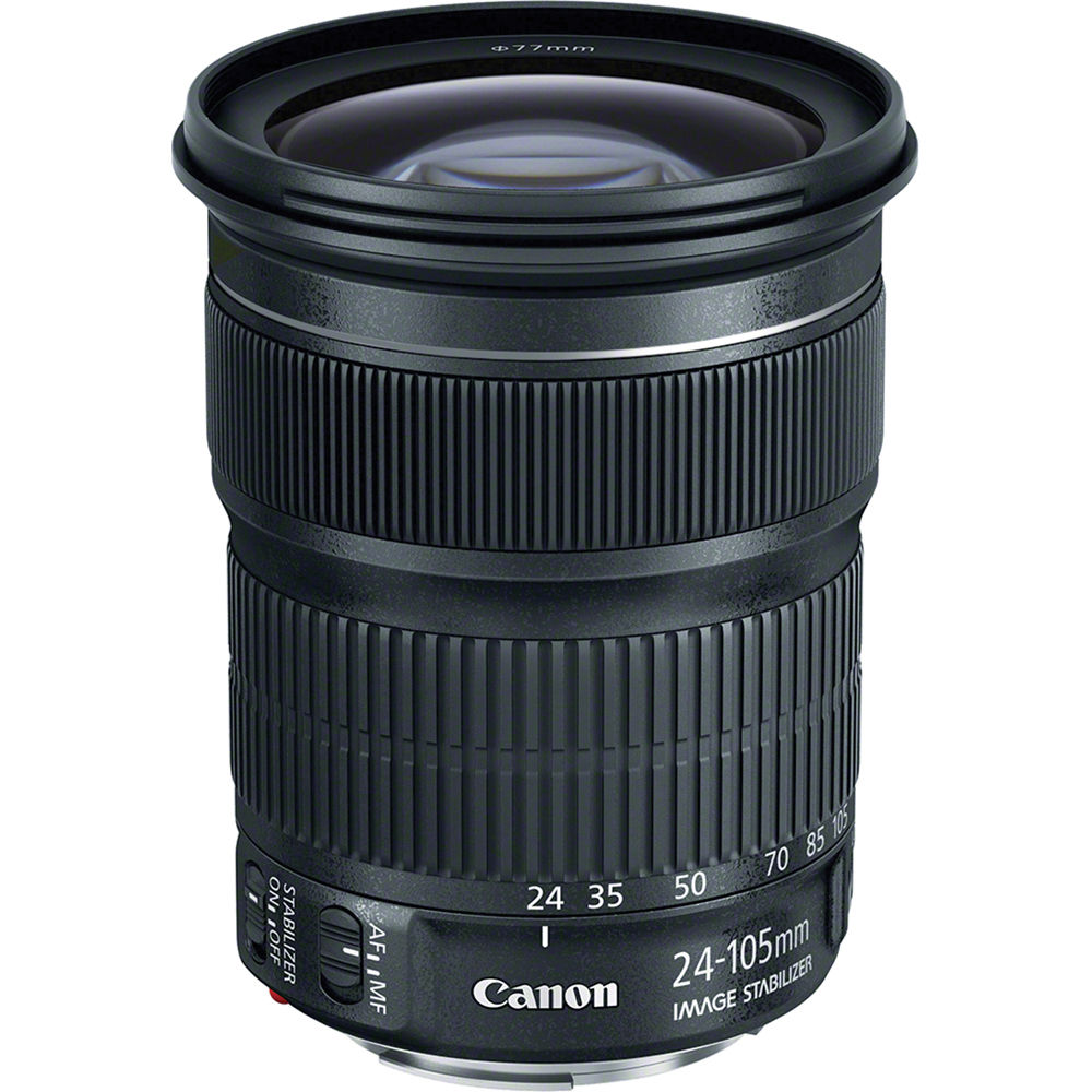 Used Canon 24-105mm f/3.5-5.6 IS STM EF Lens