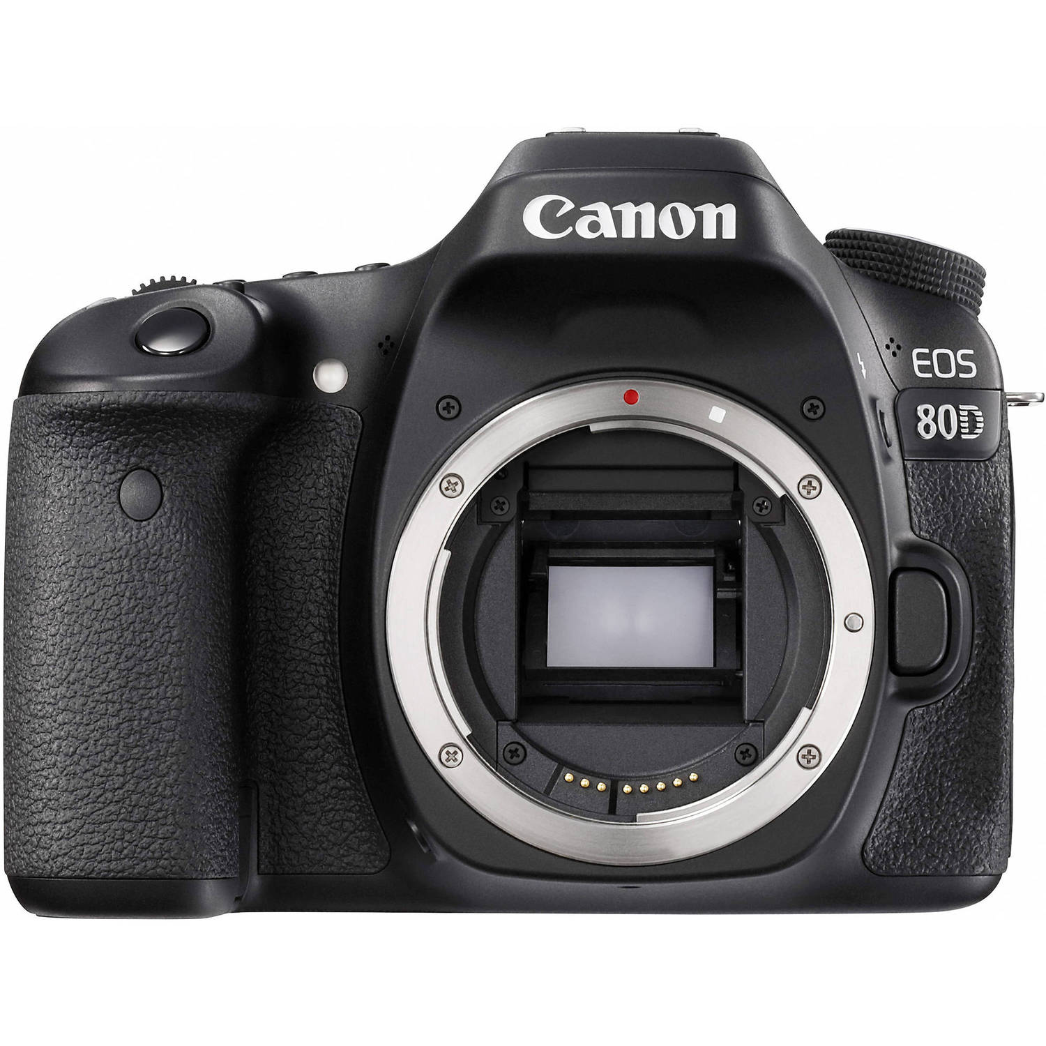 Canon EOS 80D DSLR Camera Body (Black)