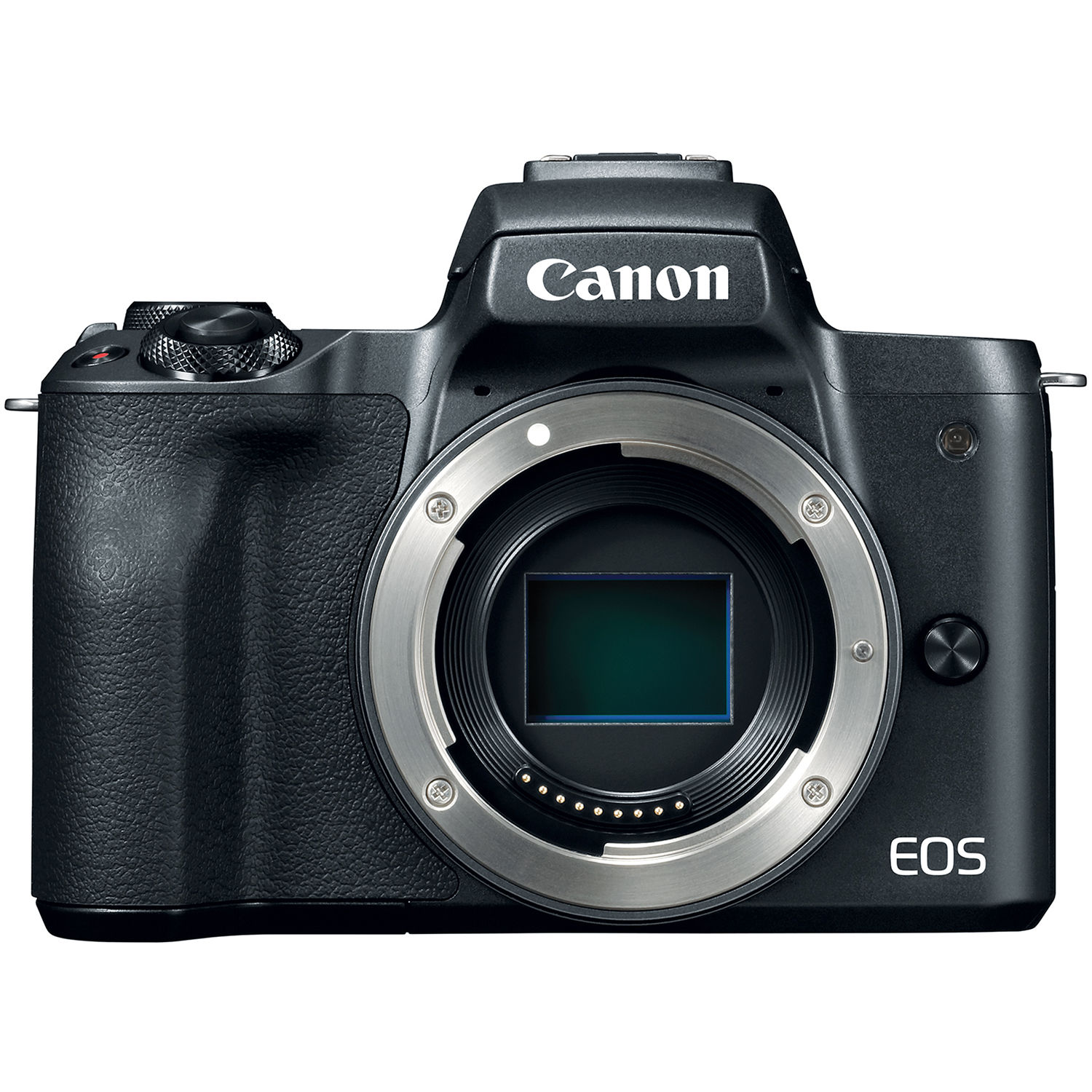 Canon EOS M50 Mirrorless Body (Black)
