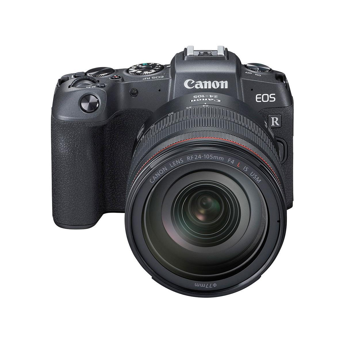 Canon EOS RP Mirrorless Full-Frame  Digital Camera with 24-105mm Lens