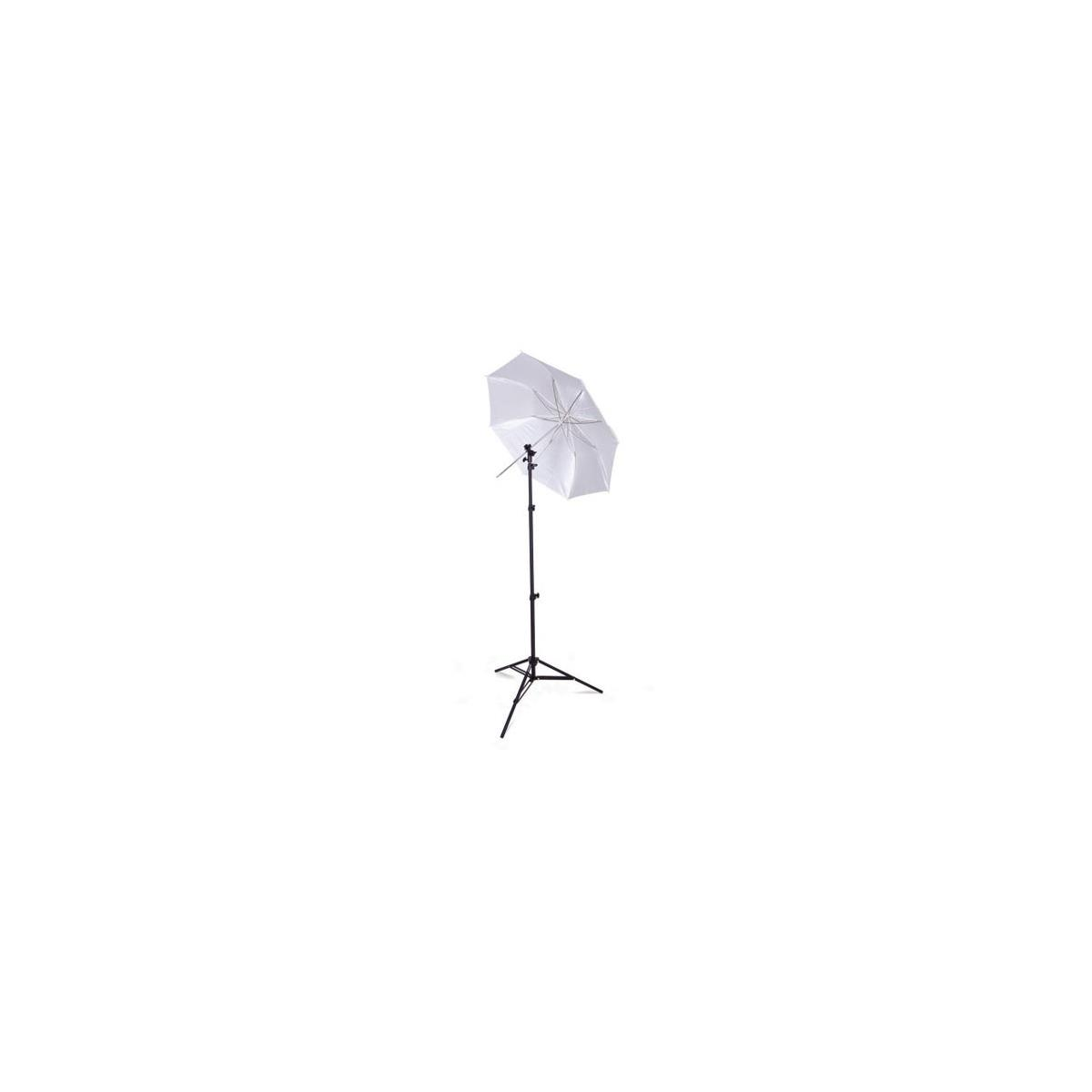 """Westcott 2332 43"""" Collaps Umbrella Flash Kit with Stand"""