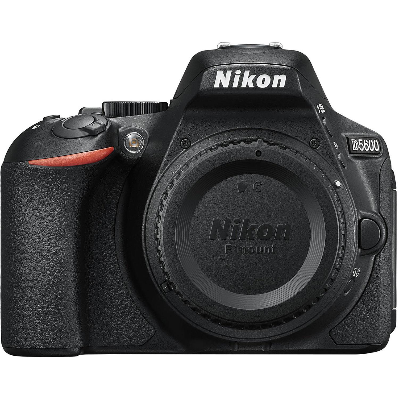 Open Box Nikon D5600 DSLR Camera Body