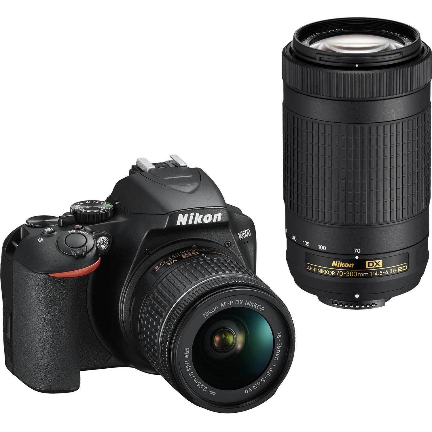 Nikon D3500 Double Zoom Lens Kit