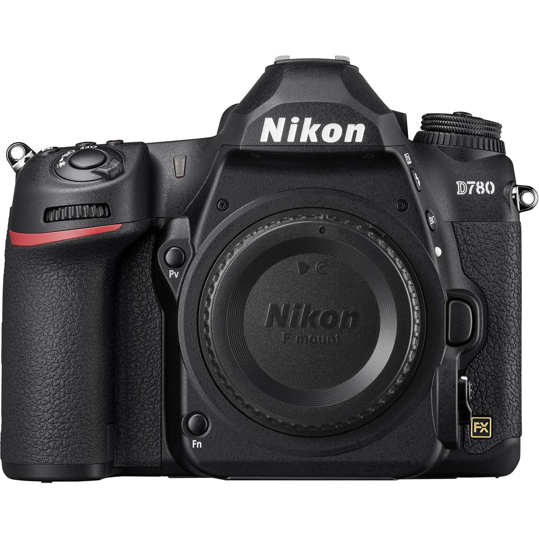Nikon D780 FX-format DSLR Body