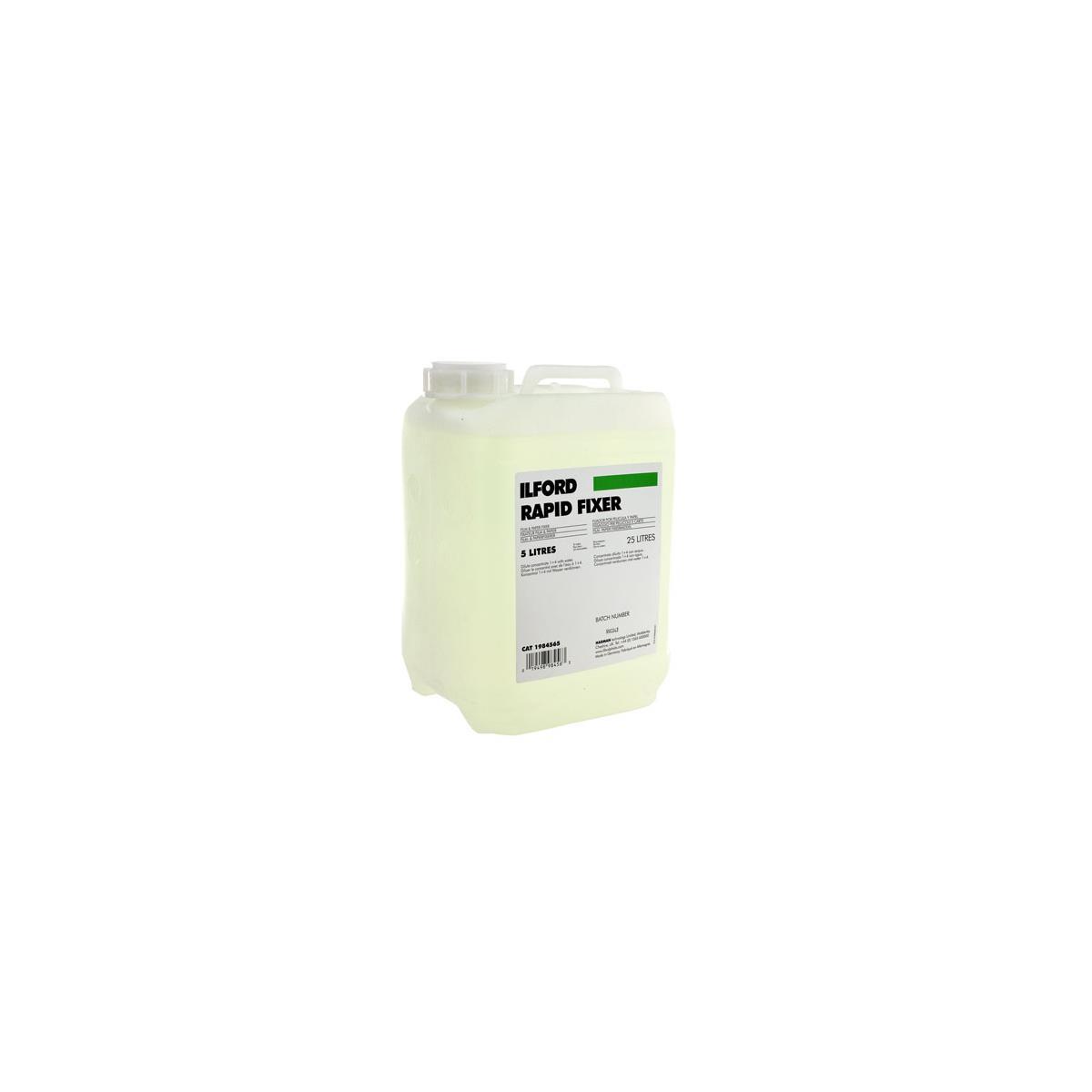 Ilford 1984565 Rapid Fixer Liquid 5Liter