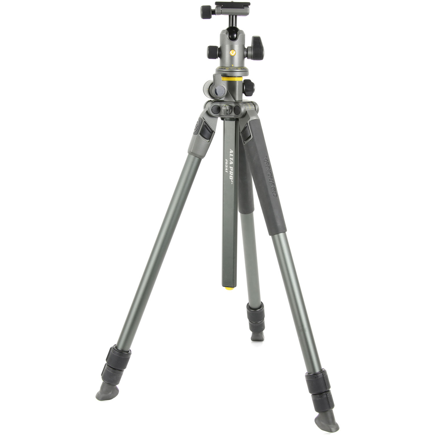 Vanguard Alta Pro2+ 263AB100 Aluminum  Tripod with Alta BH-100 Head