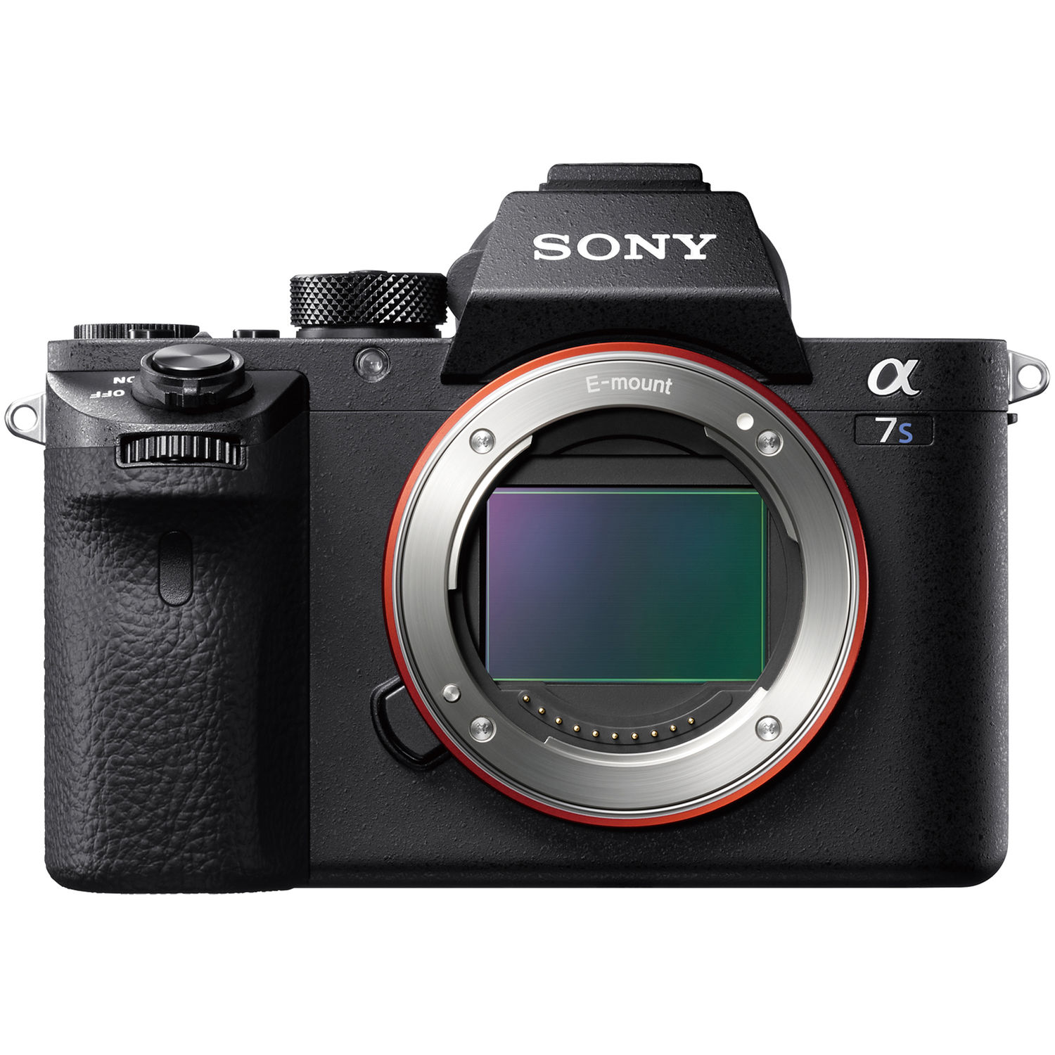 Sony a7S II Full Frame Mirrorless Camera  (body only)