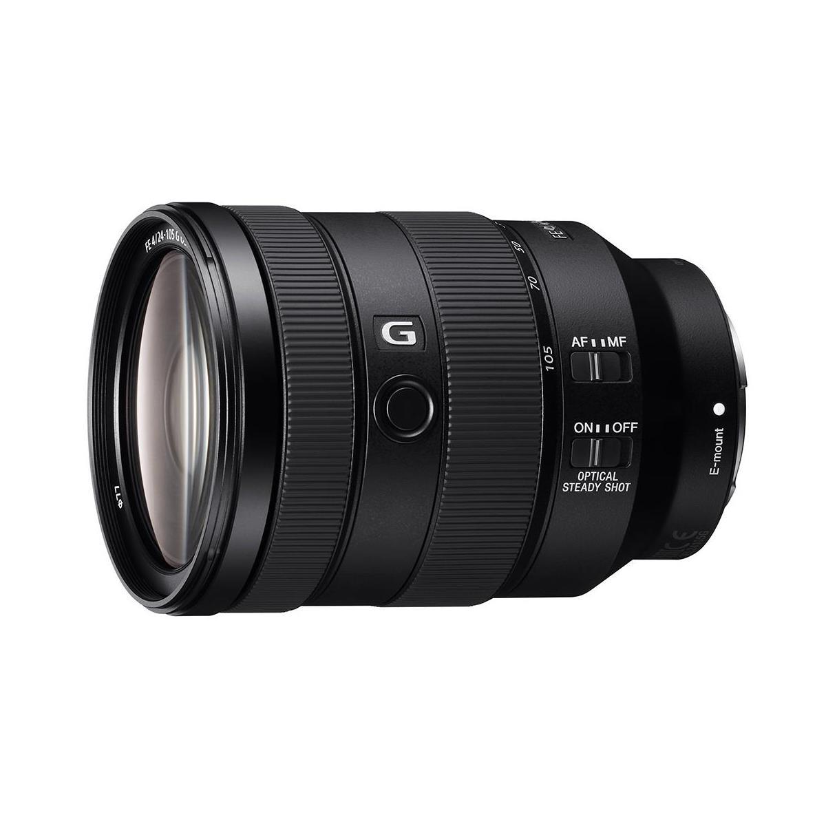 USED Sony 24-105mm F4 G OSS FE Lens