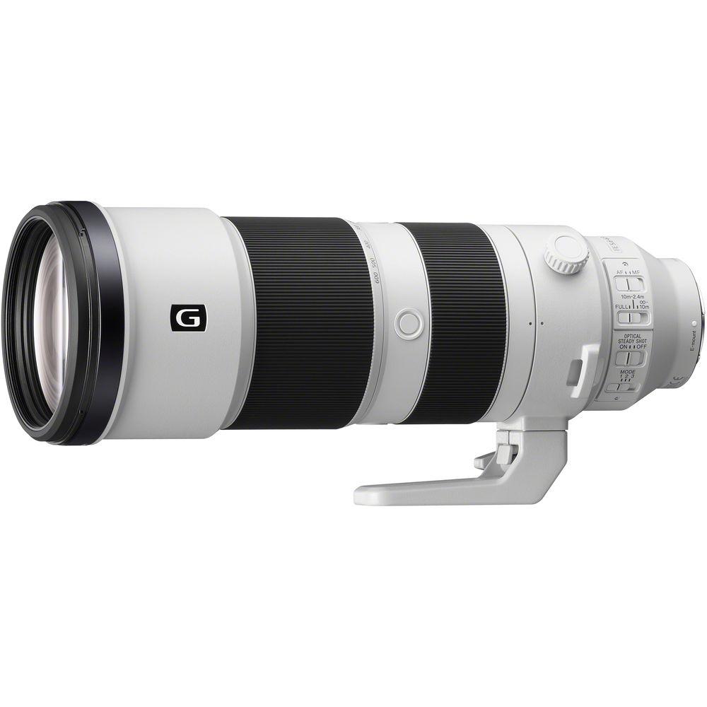 Used Sony 200-600mm F5.6-6.3 G OSS FE Lens