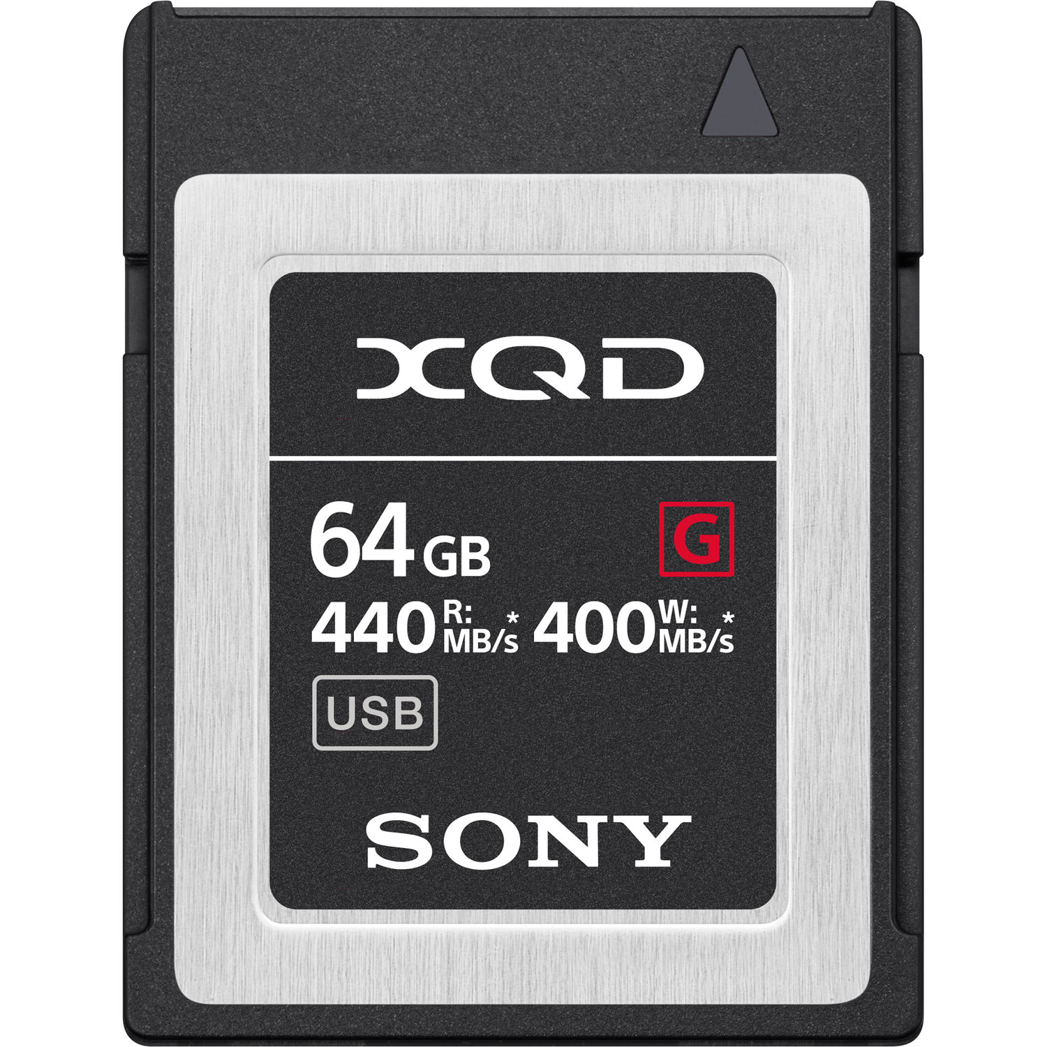Sony 64GB XQD Memory Card G Series  400MB/S