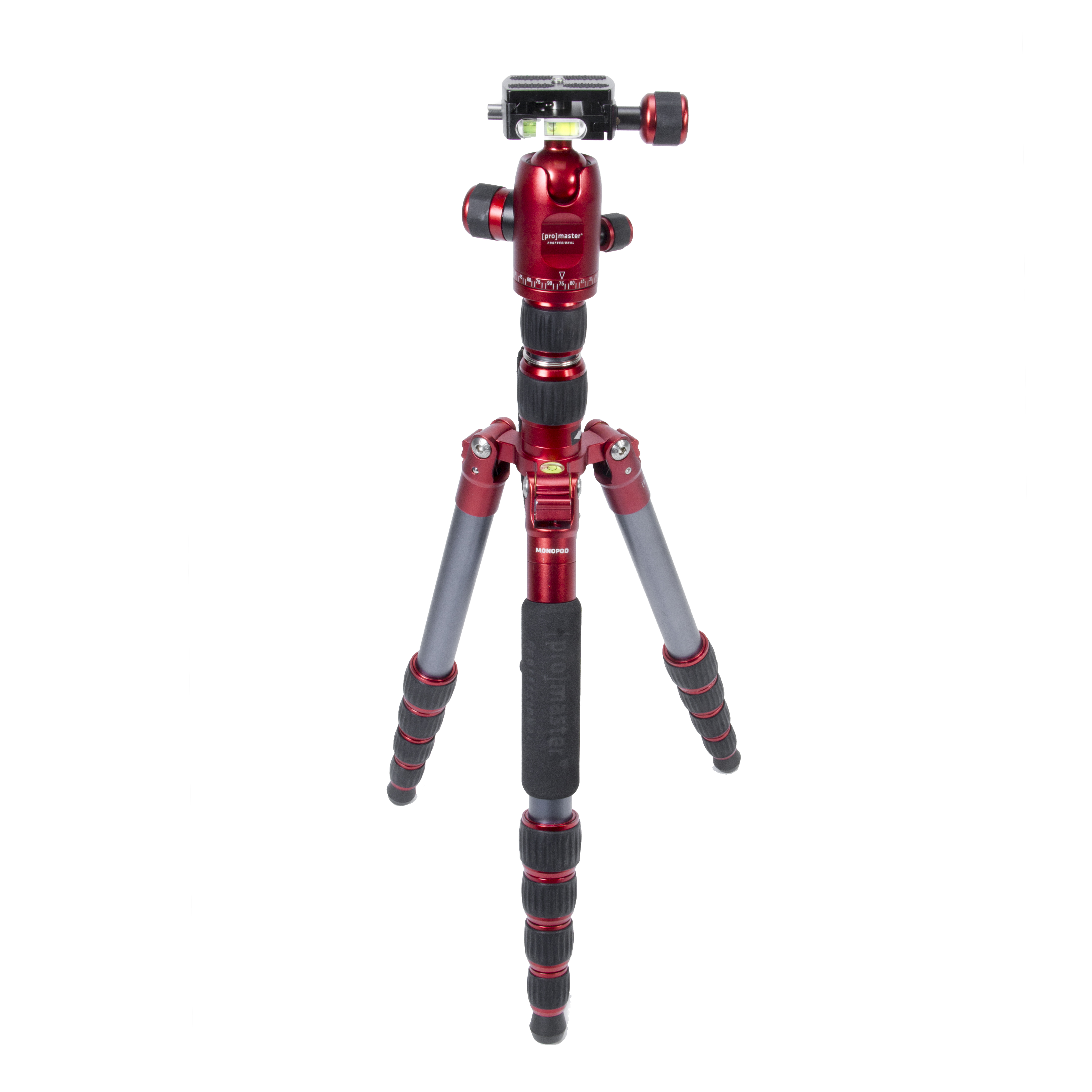 Promaster 2682 XC522 Tripod - Red