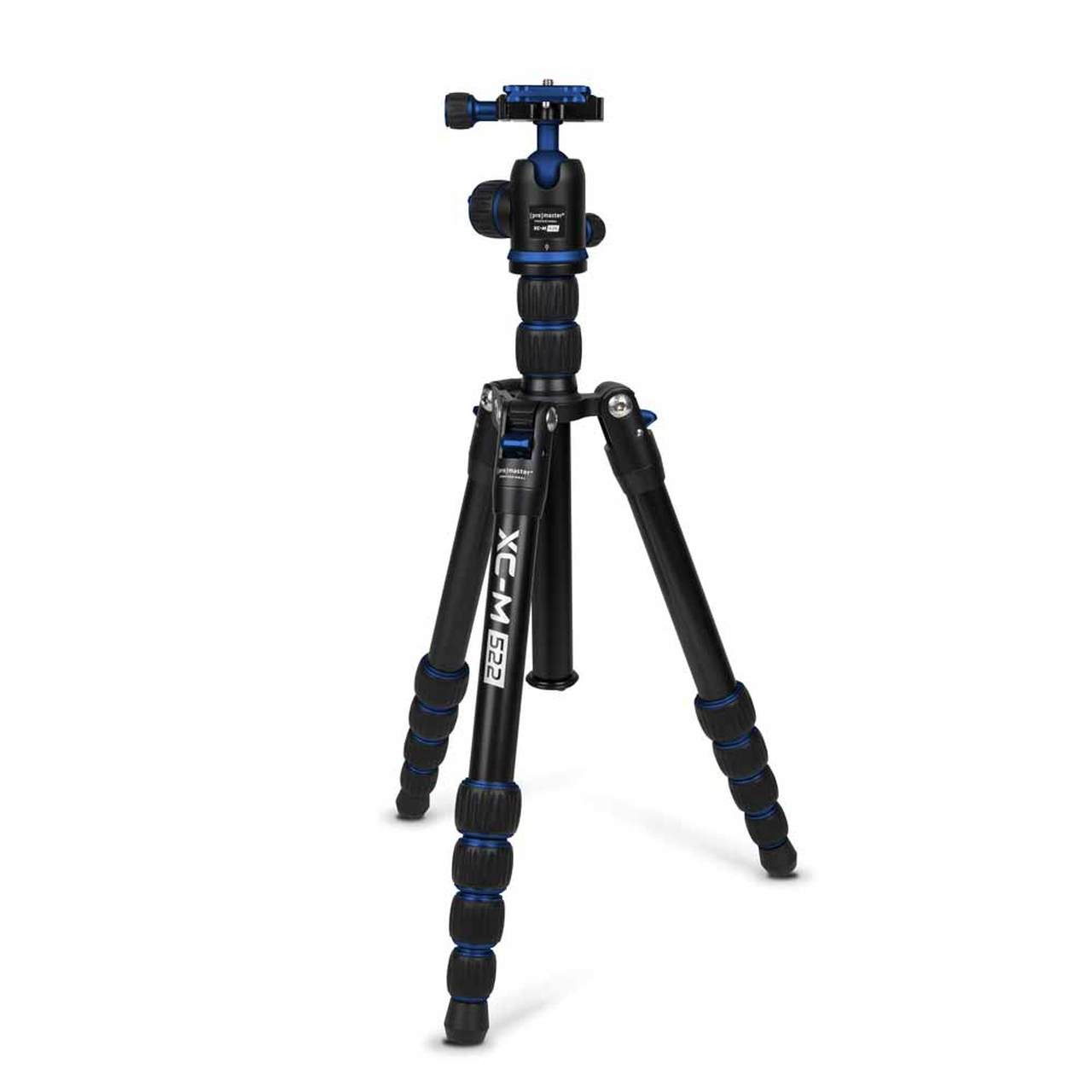Promaster 4070 XC-M 522K Professional  Tripod (Black) - Kit with Ball Head