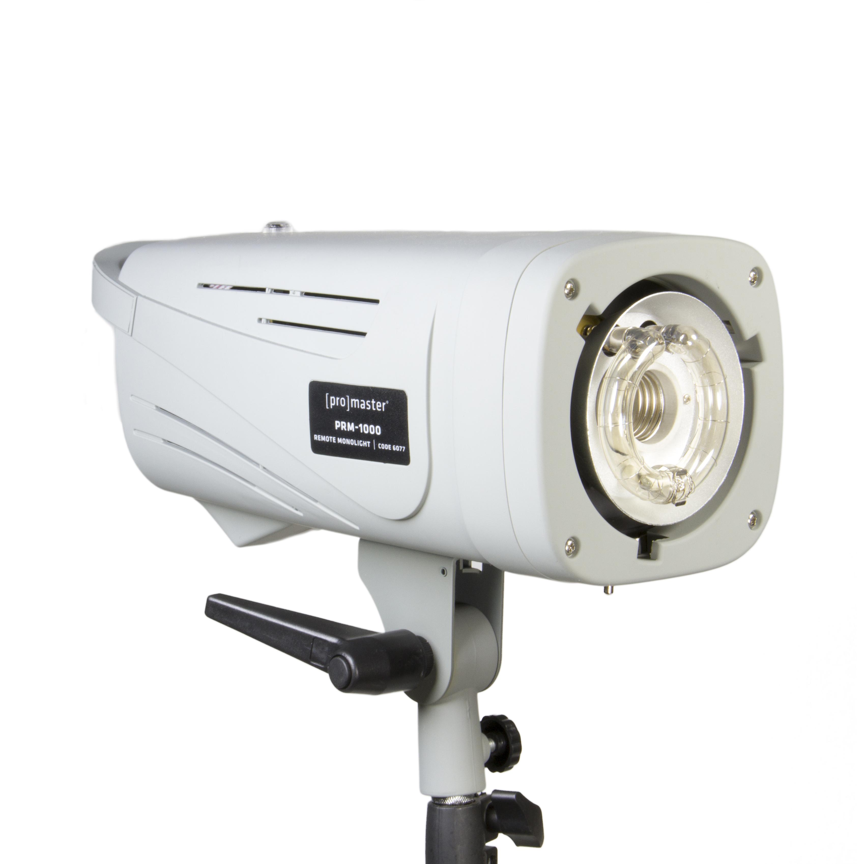 Promaster 6077 PRM-1000 Remote Monolight