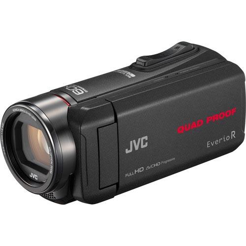 JVC Everio GZ-R550BUS 32GB Quad-Proof HD HD Memory Camcorder