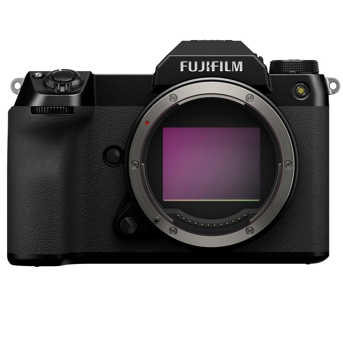 Fujifilm GFX 100S Medium Format Mirrorless Camera Body
