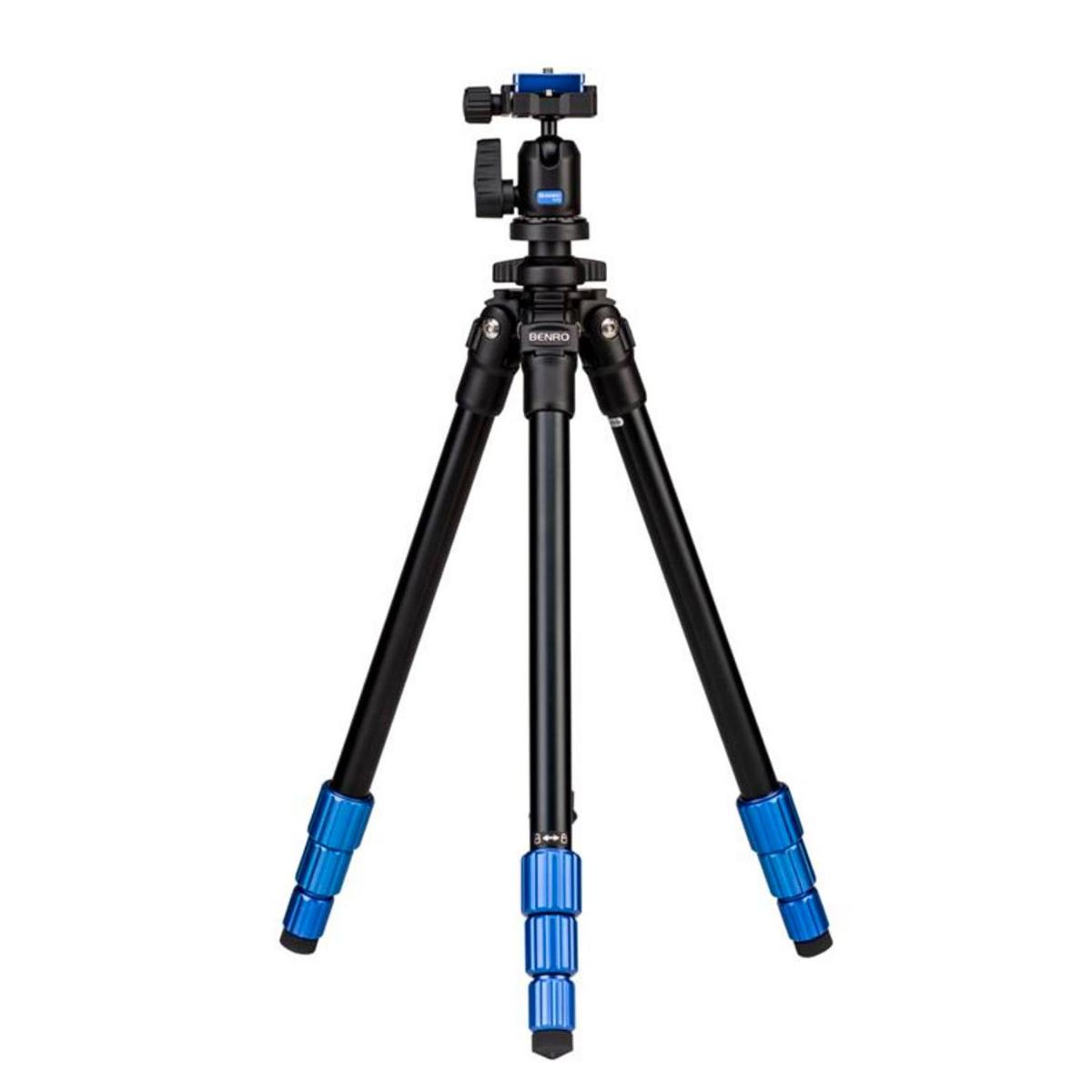 Benro TSL08AN00 Slim Aluminum-Alloy Trip with Ball Head
