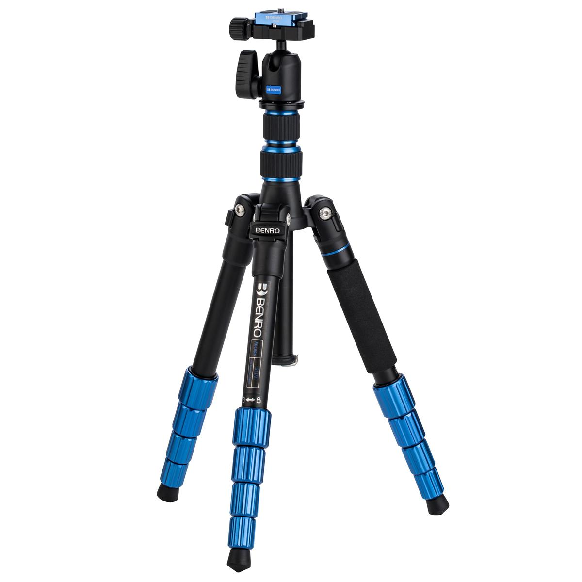 Benro FSL09AN00 Slim Travel Tripod (Aluminum)