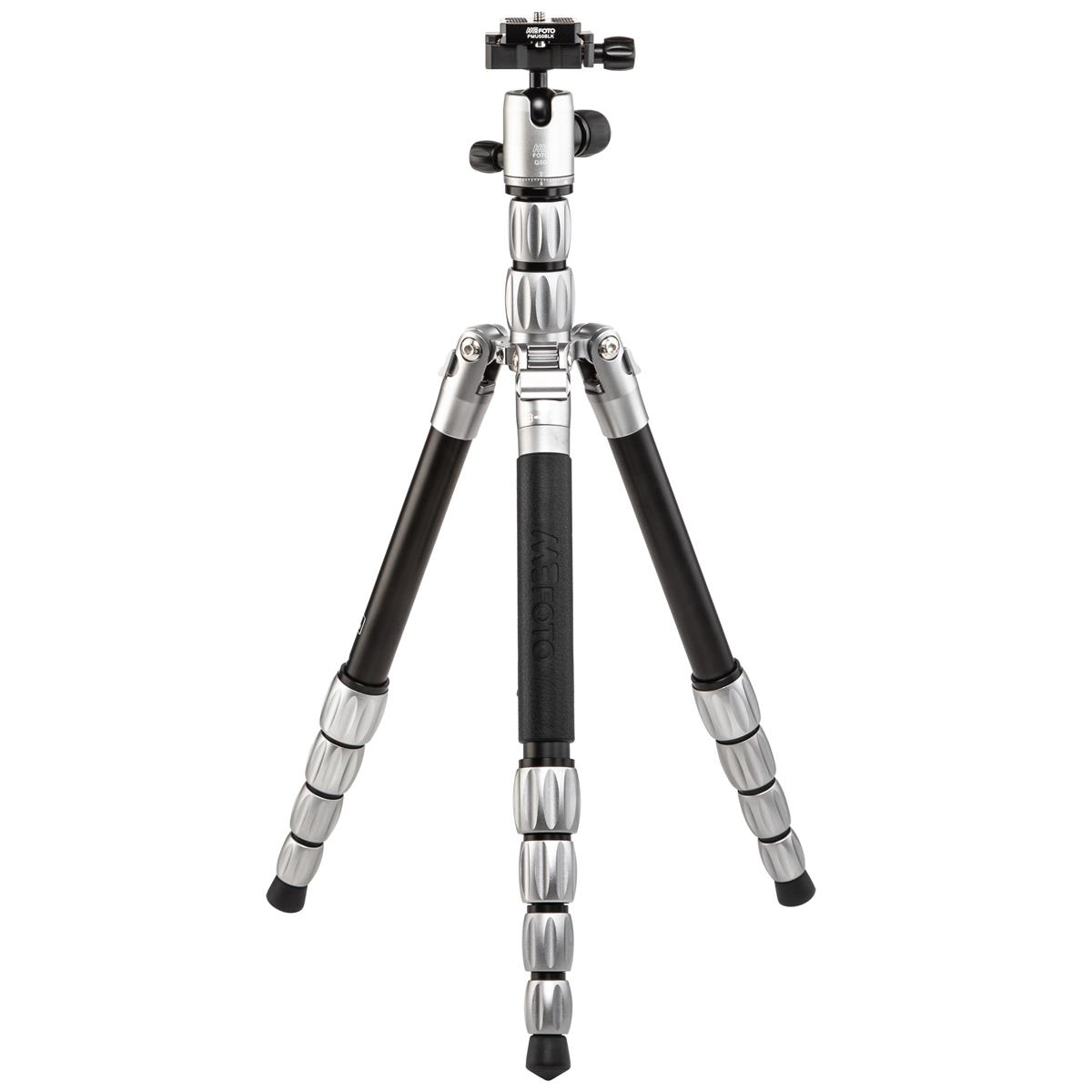 MeFOTO BackPacker S Travel Tripod  Titanium, Aluminum)
