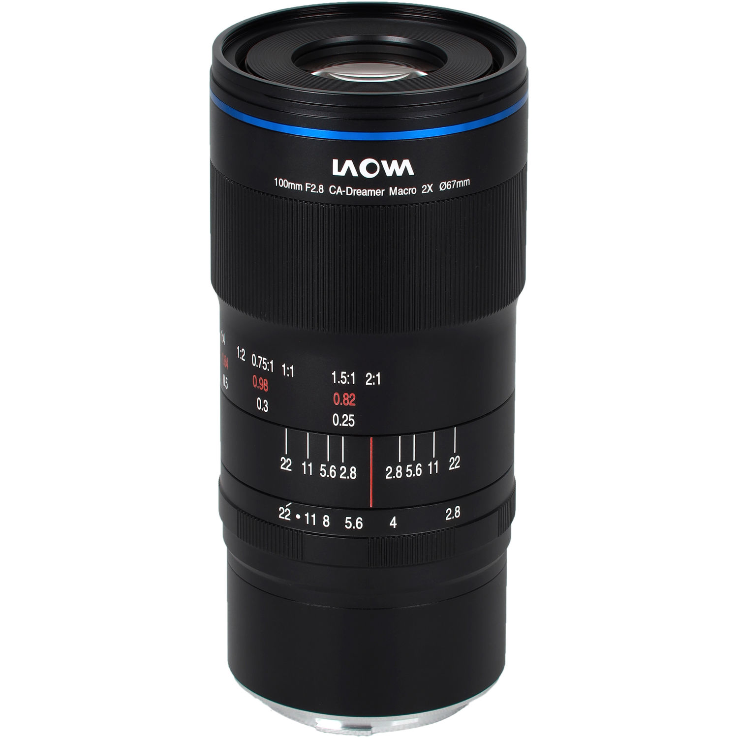 Venus Optics Laowa 100mm f/2.8 2X Ultra Macro APO Lens for Canon RF