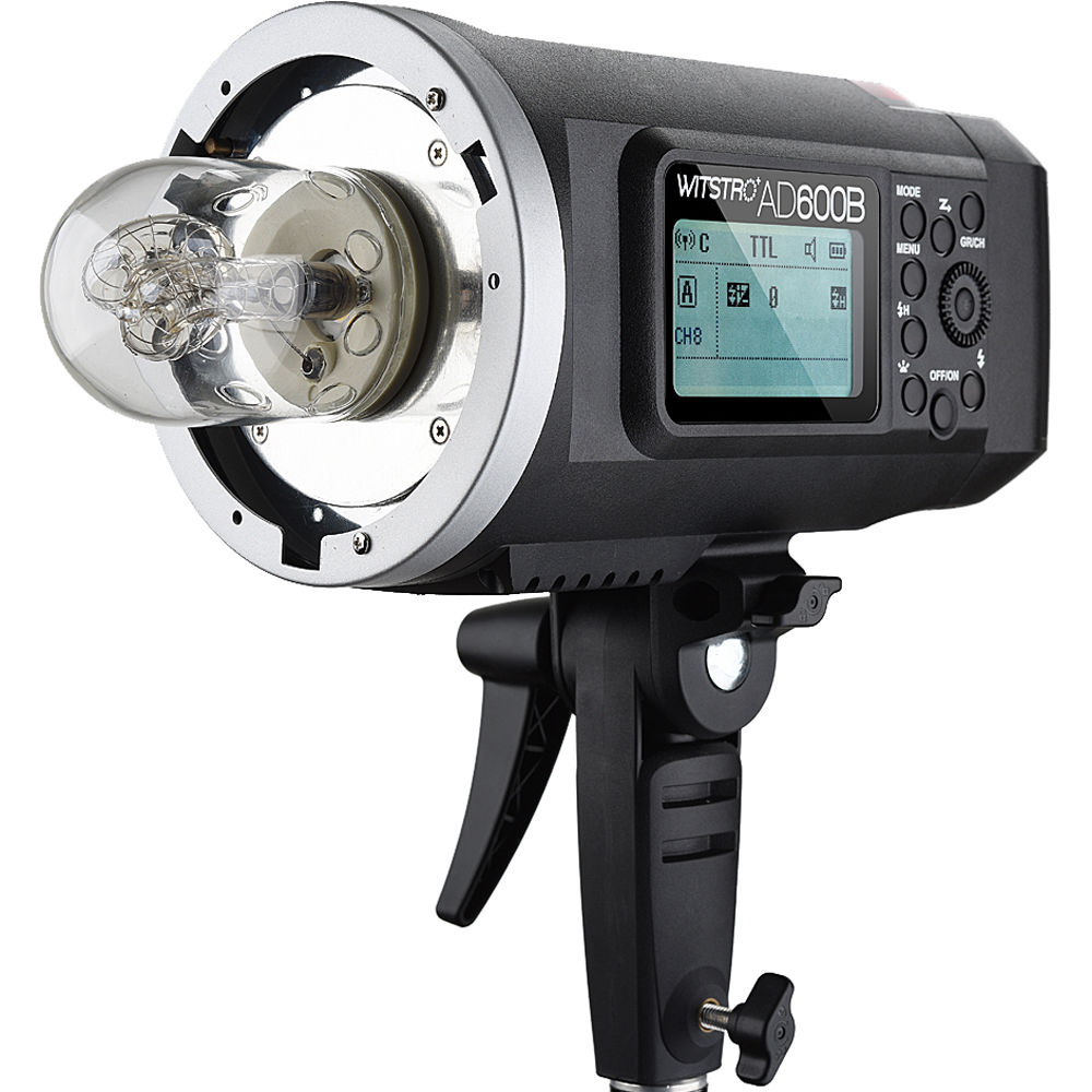 Godox AD600B Witstro TTL All-In-One Outd