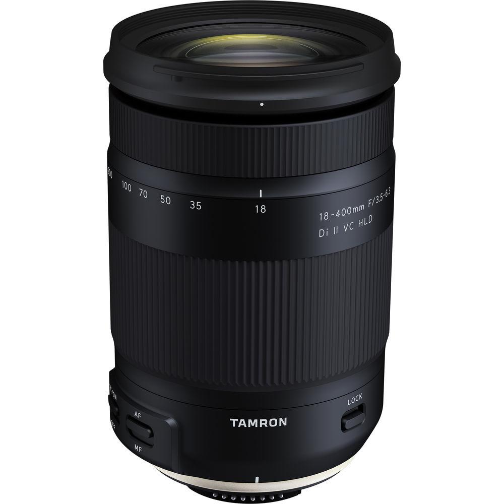 Tamron 18-400mm F3.5-6.3 Di II VC HLD  Lens for Nikon