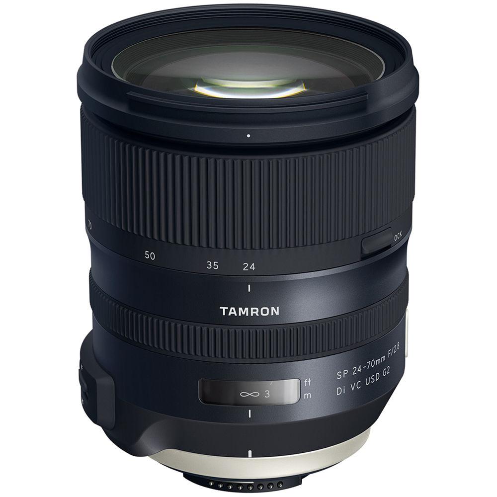 Tamron SP 24-70mm F2.8 Di VC USD G2 Lens for Nikon