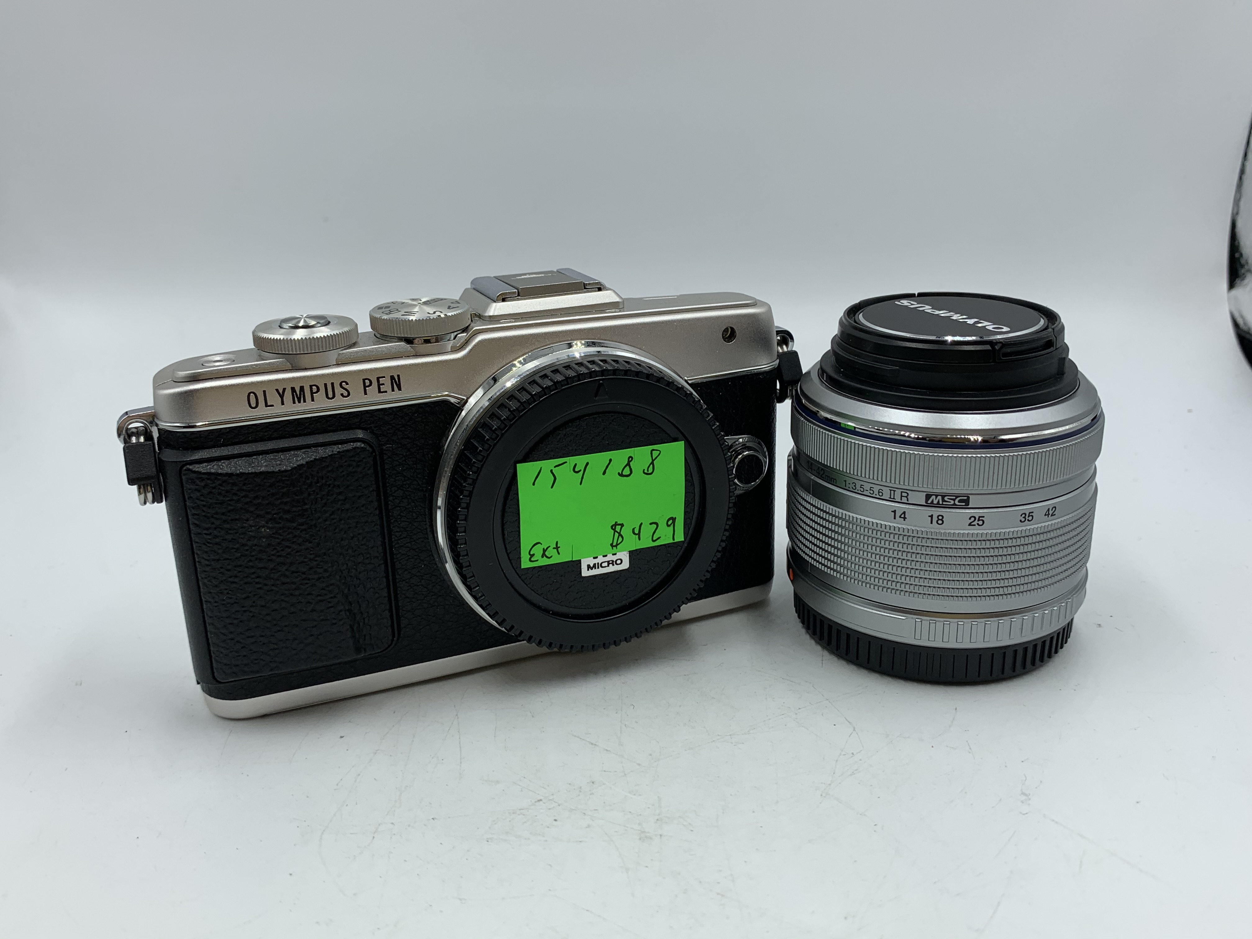 Used Olympus E-PL7 Kit W/ 14-42 II R Lens
