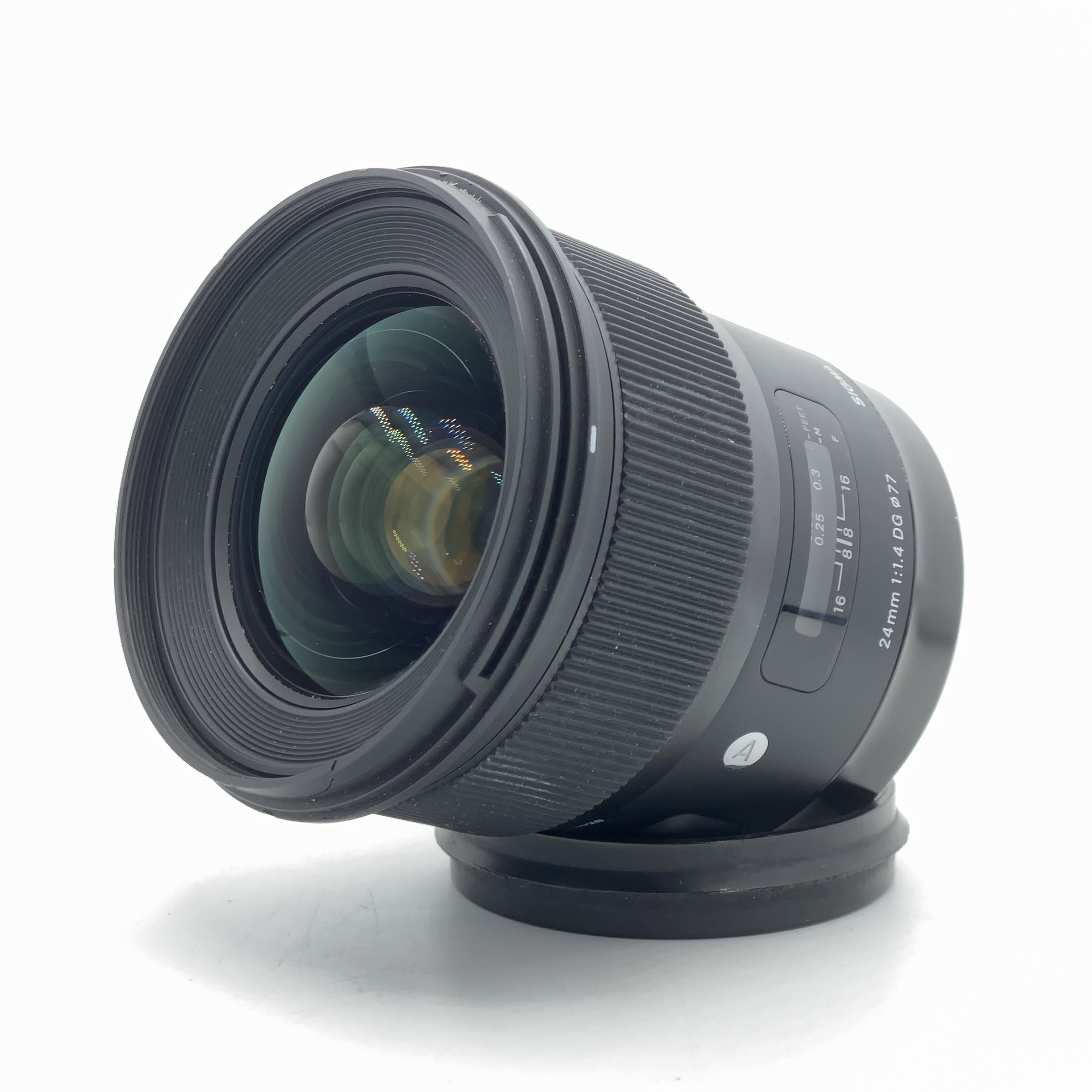 Used Sigma 24mm F1.4 DG Lens (Canon EF)
