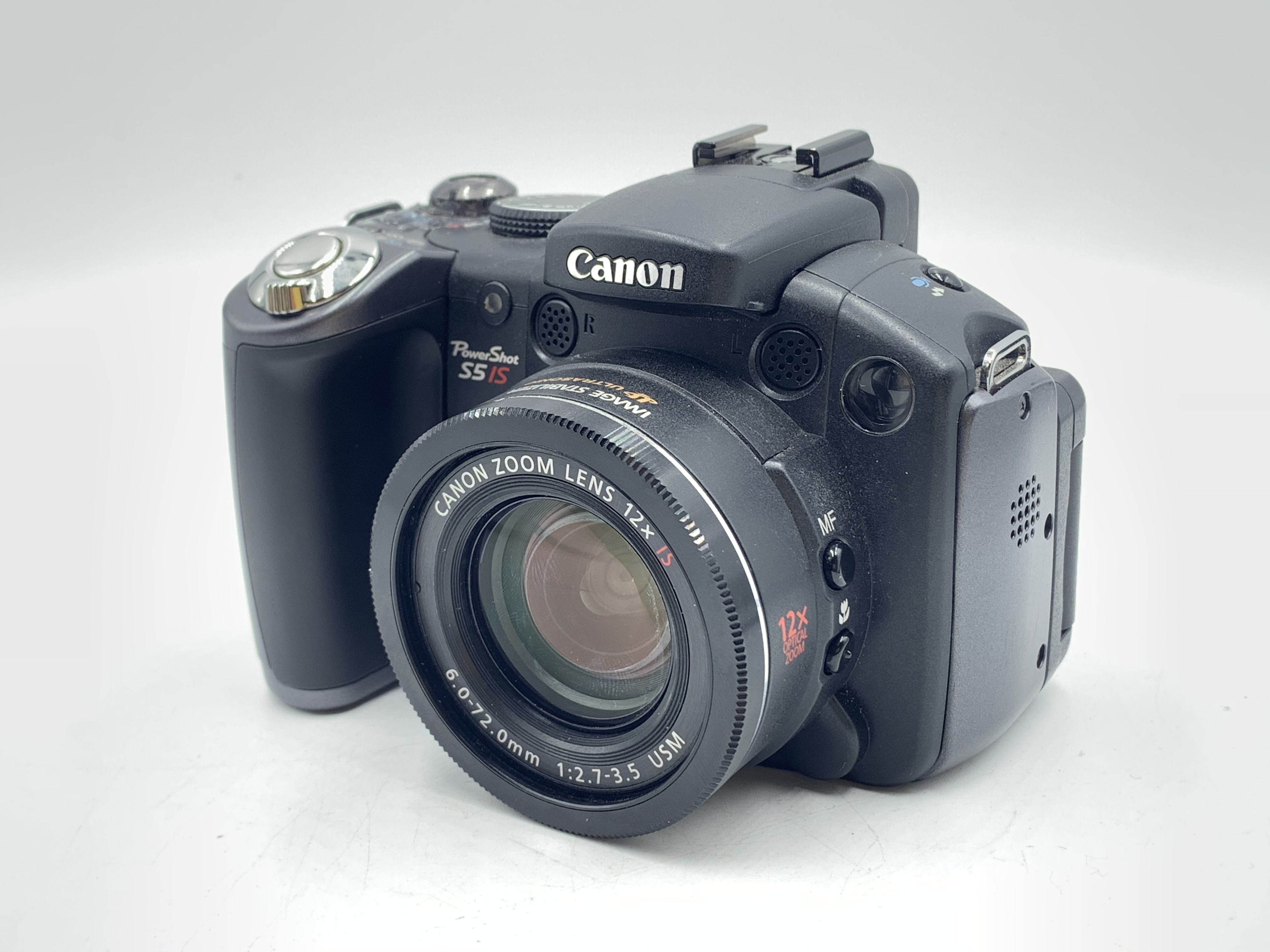 Used Canon S5 IS