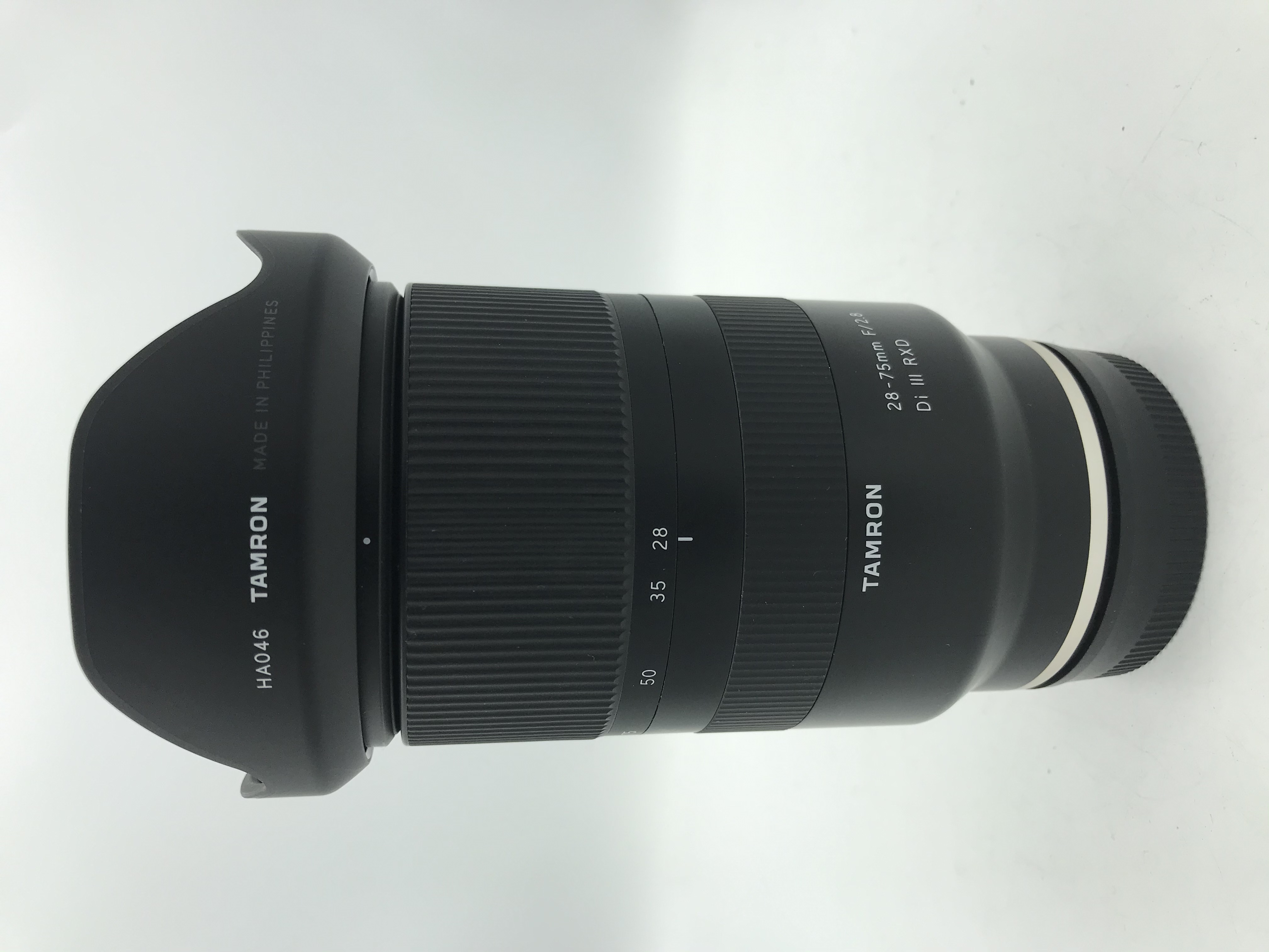 Used Tamron 28-75mm f/2.8 Di III RXD Lens for Sony E