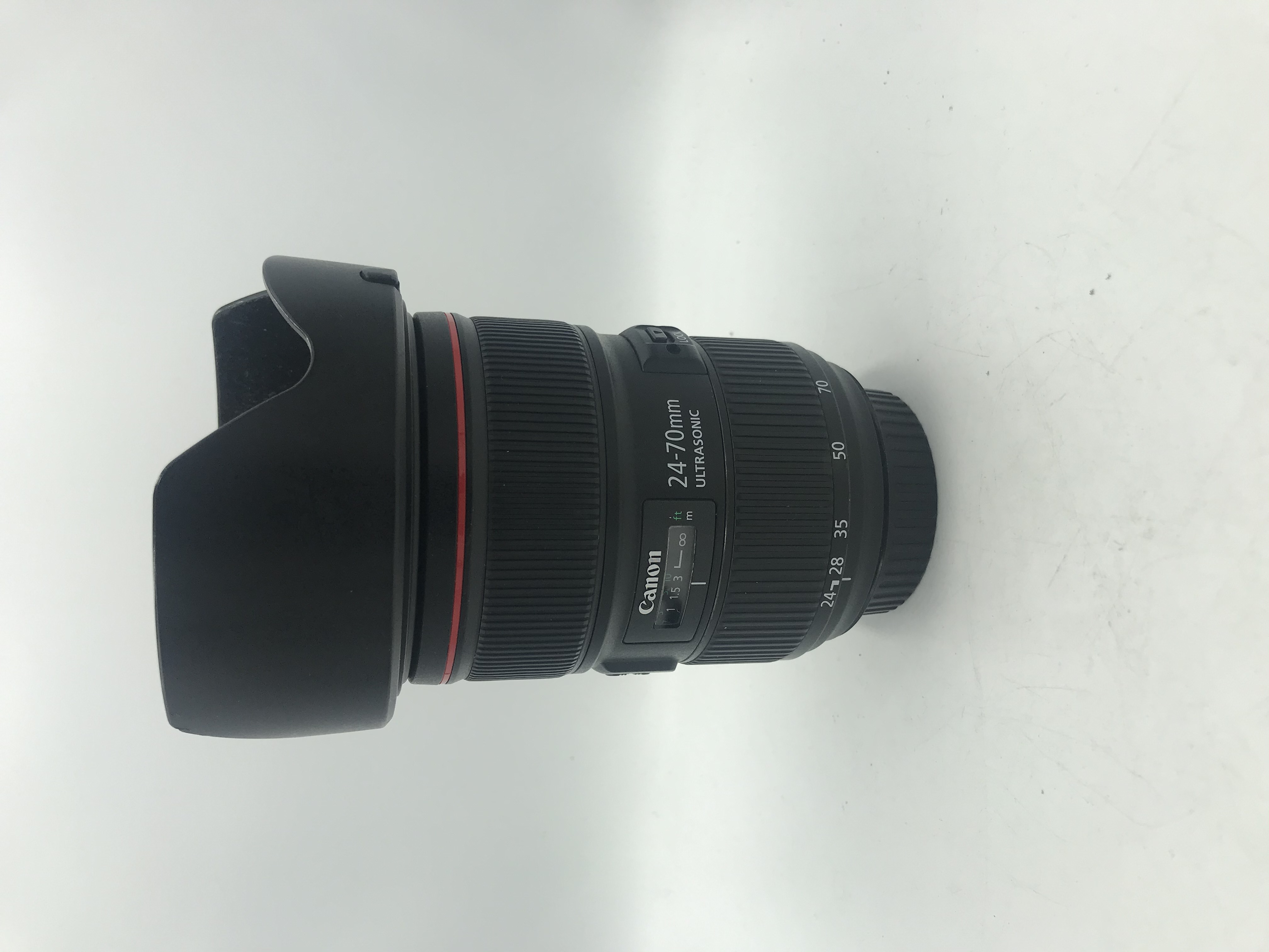Used Canon 24-70mm 2.8 L II EF USM Zoom Lens