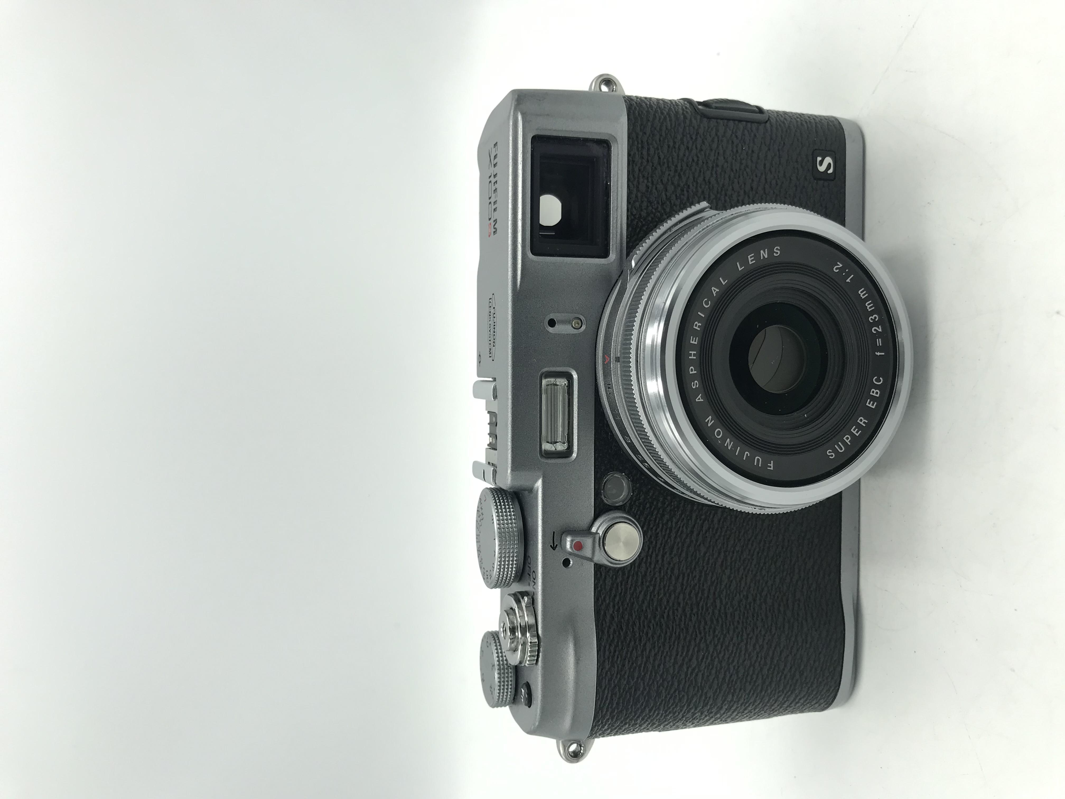 USED Fujifilm X100S Digital (SILVER)