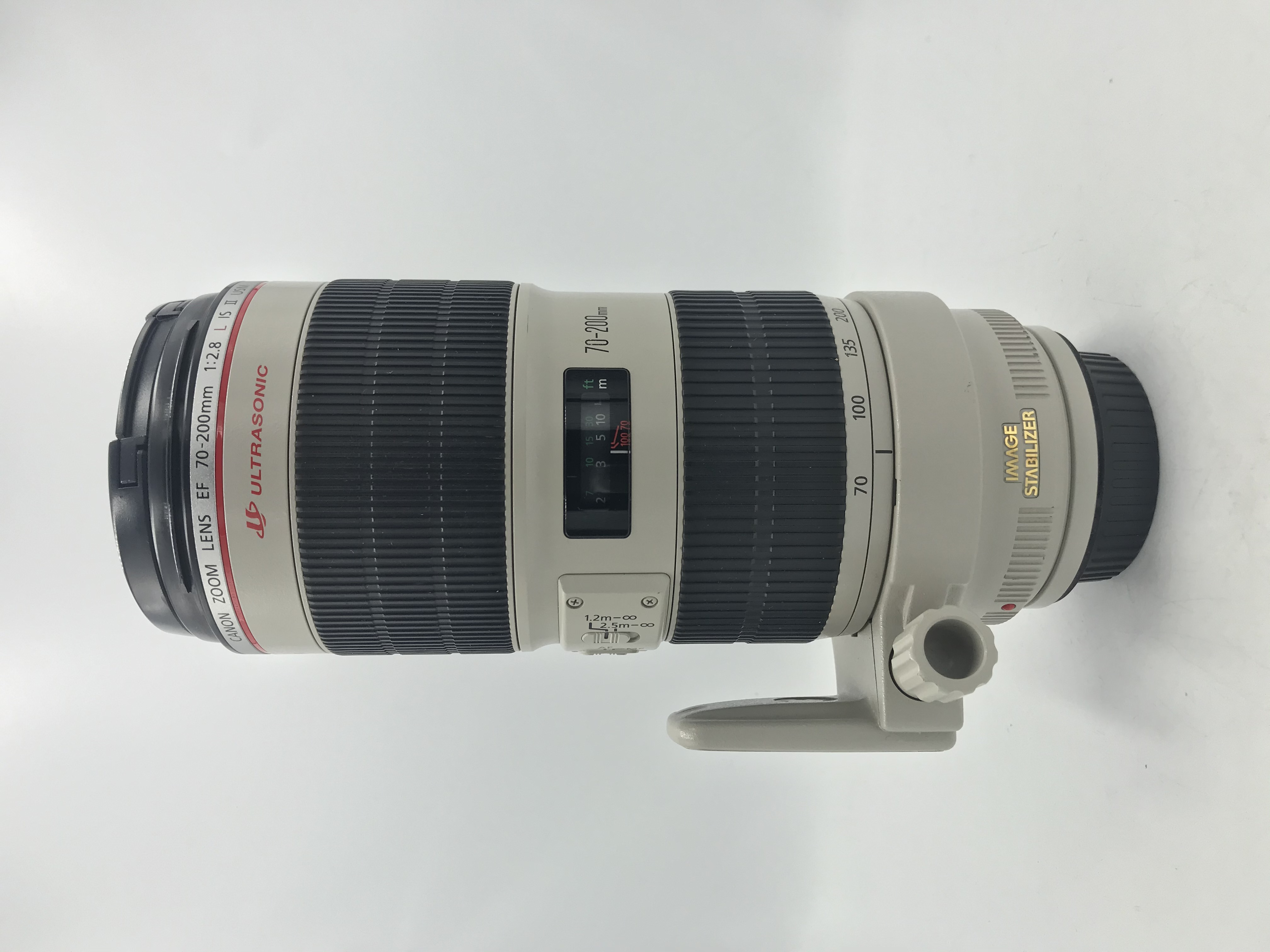 USED Canon 70-200mm F2.8 L IS II USM EF Lens