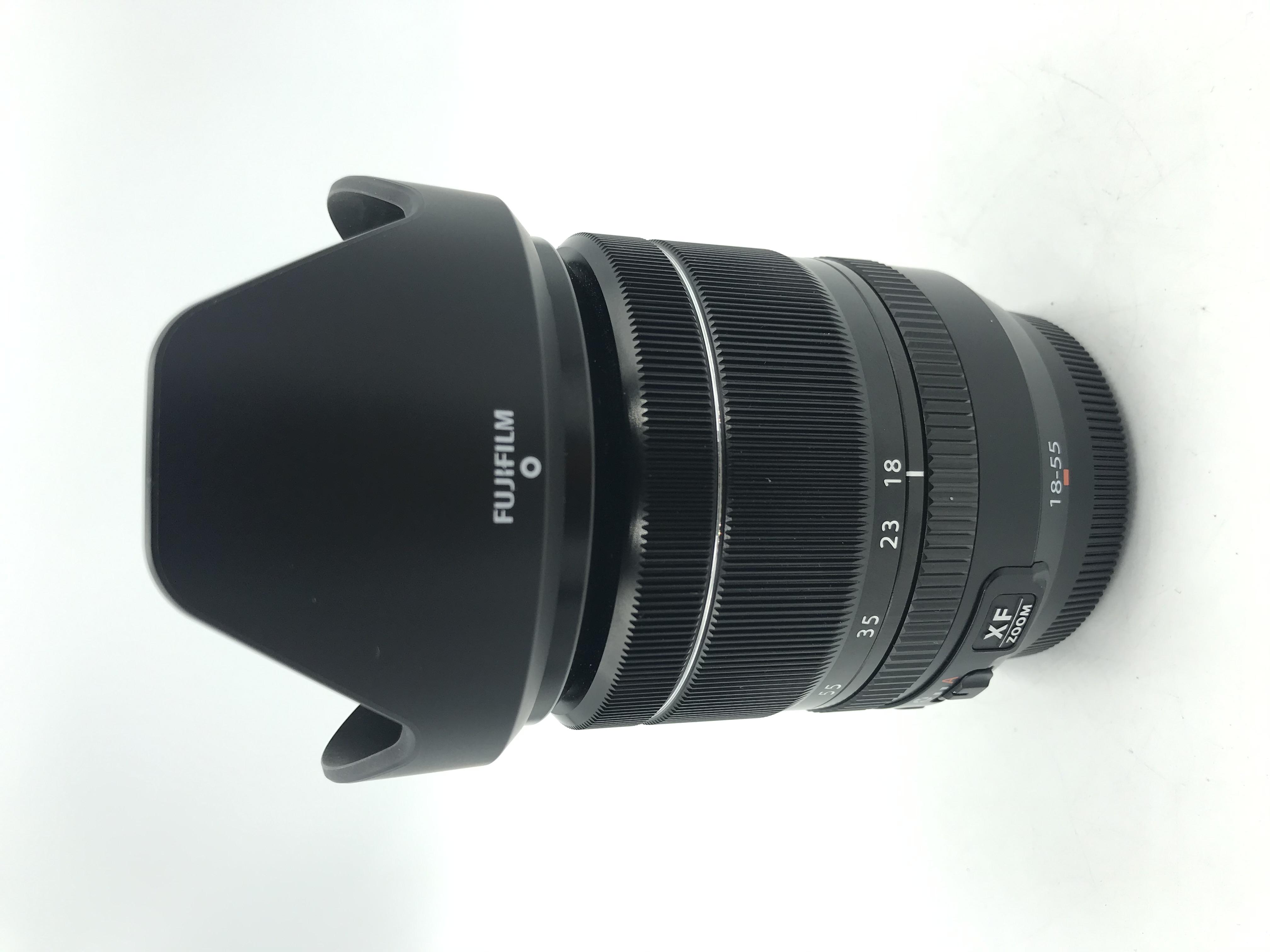 USED Fujifilm 18-55mm F2.8-4 Fujinon XF R LM  OIS Lens