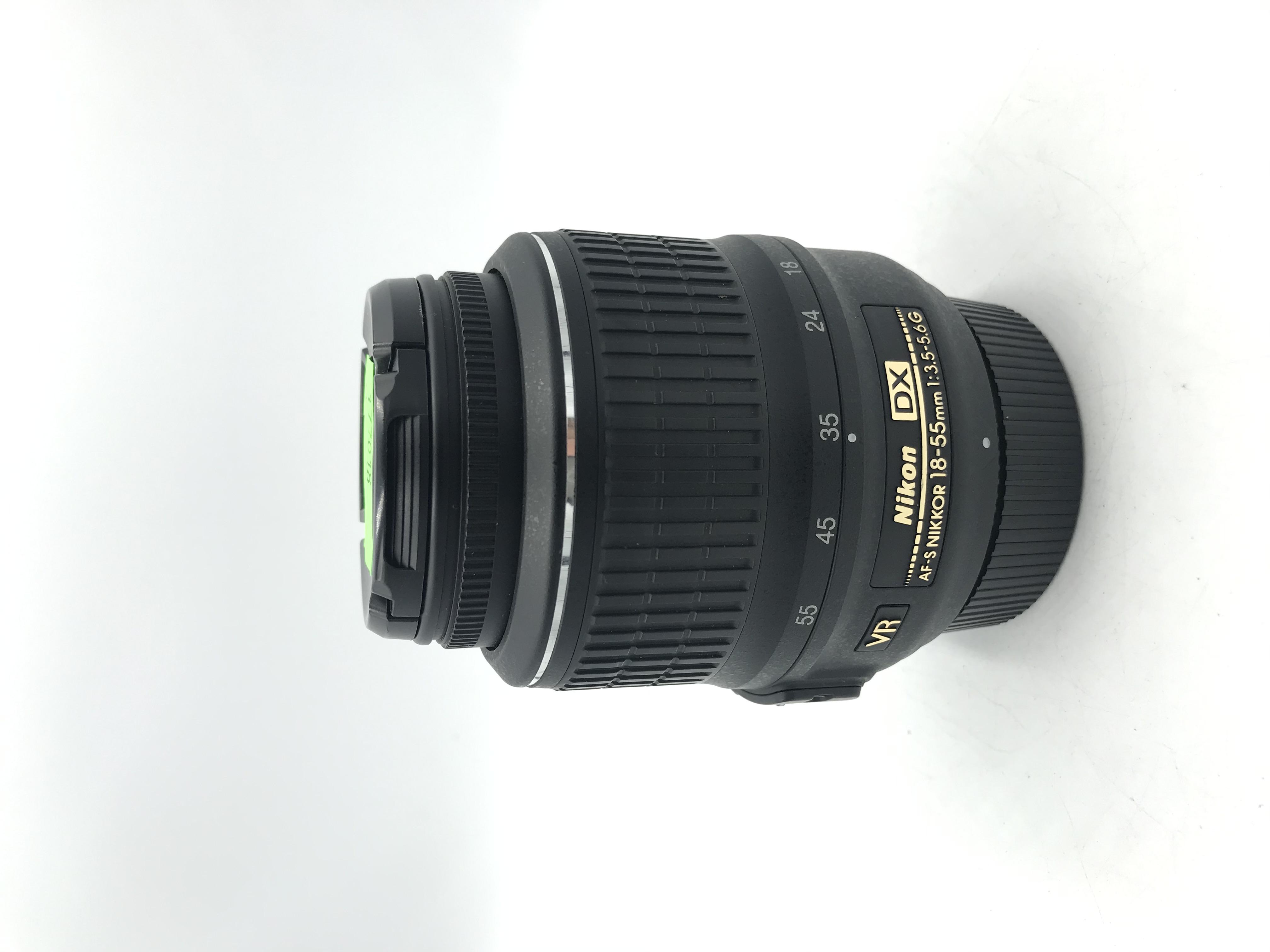USED Nikon 18-55mm F3.5-5.6 AF-S DX VR