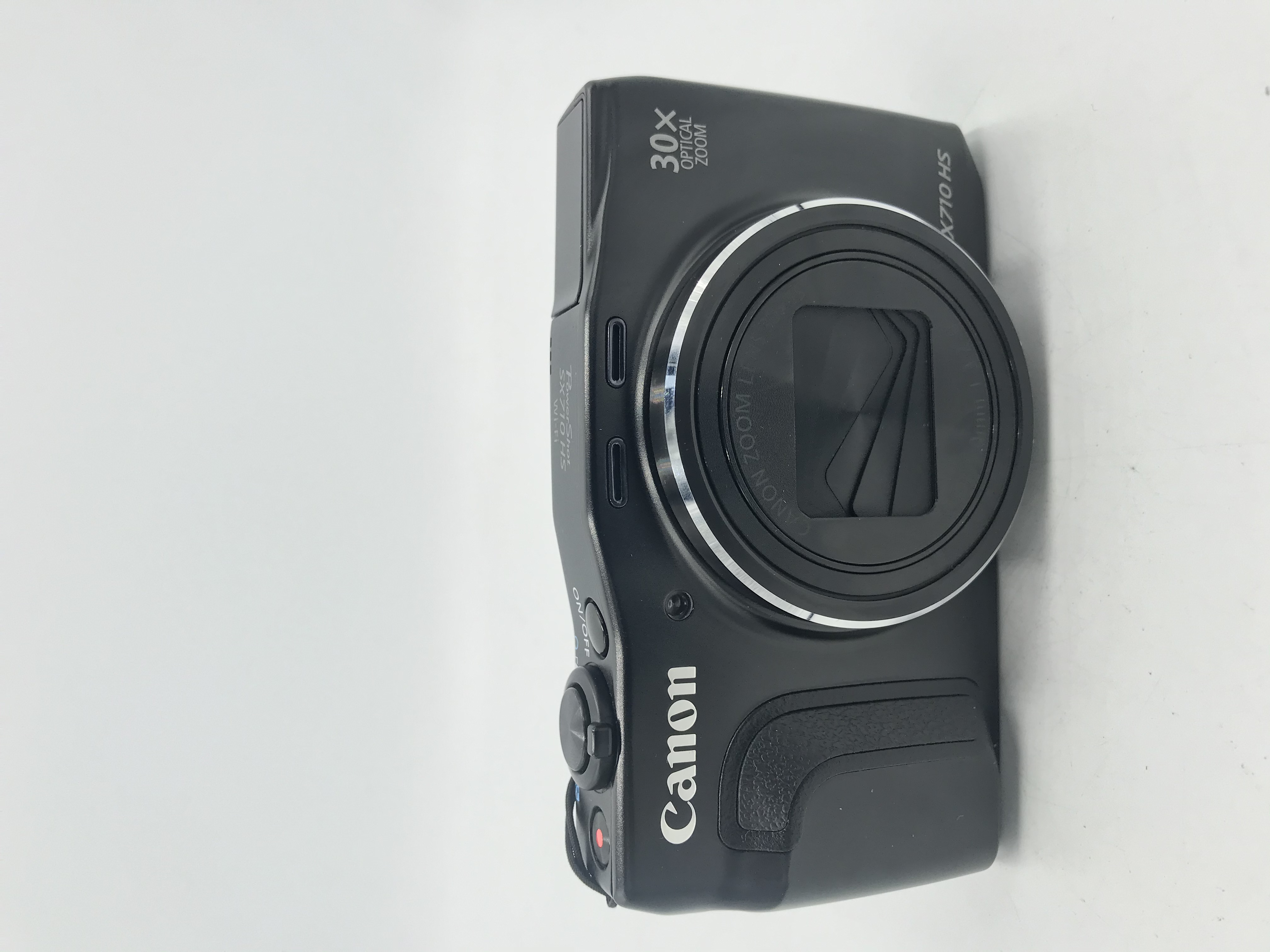 Used Canon Powershot SX710HS Digital Point and Shoot