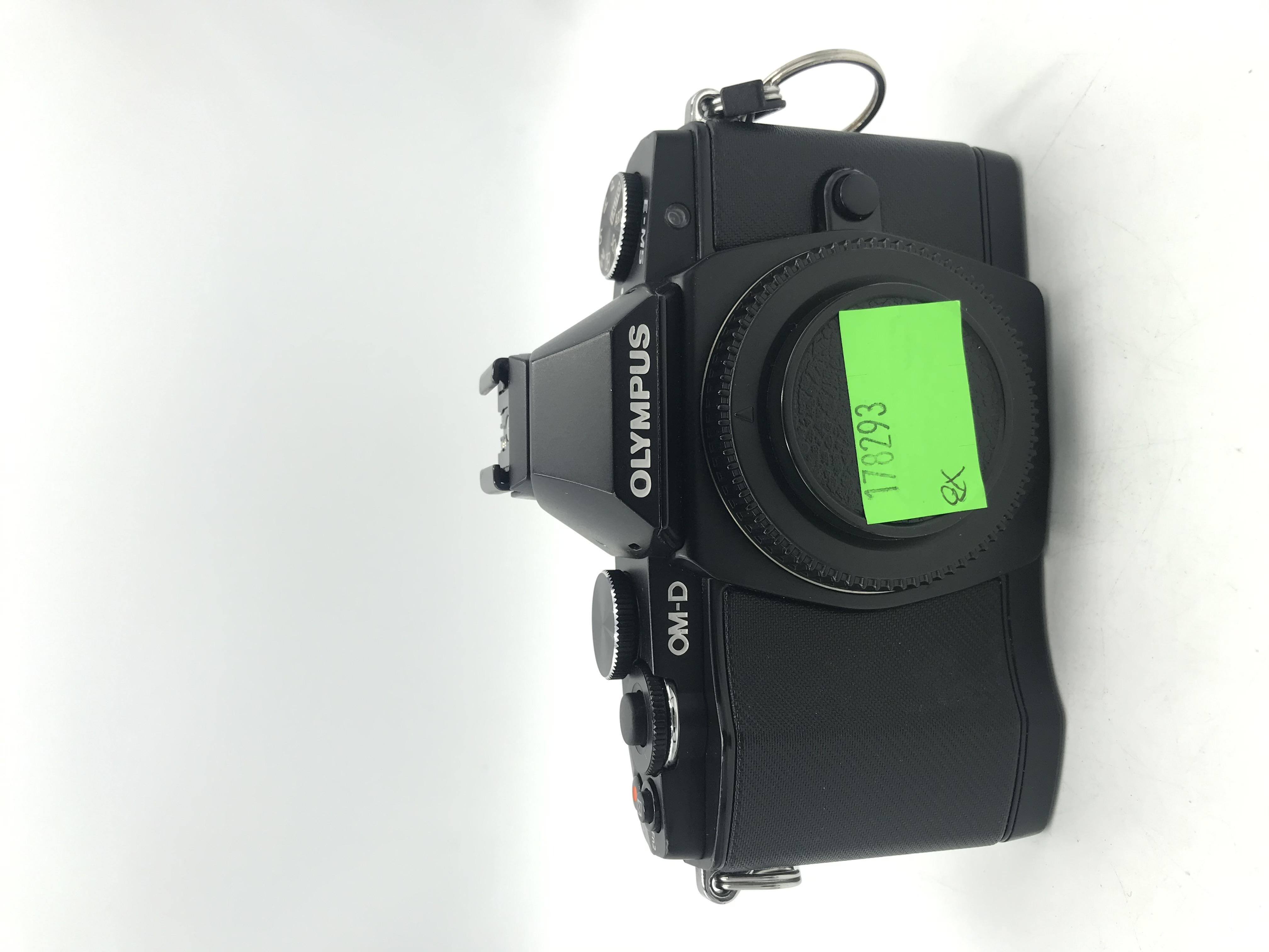 USED Olympus OM-D E-M5 Micro Four Thirds