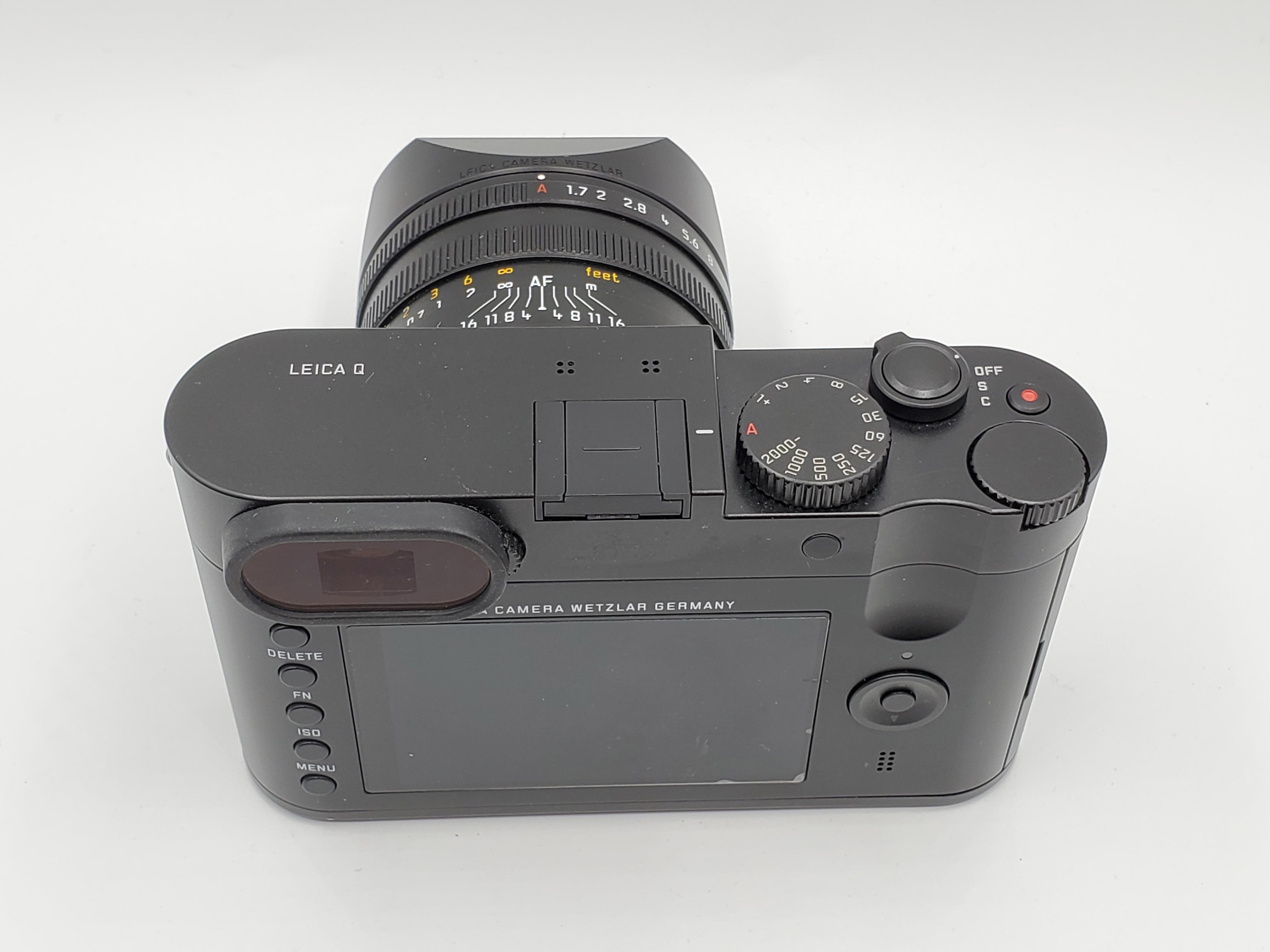 USED Leica Q (Type 116) Digital Camera