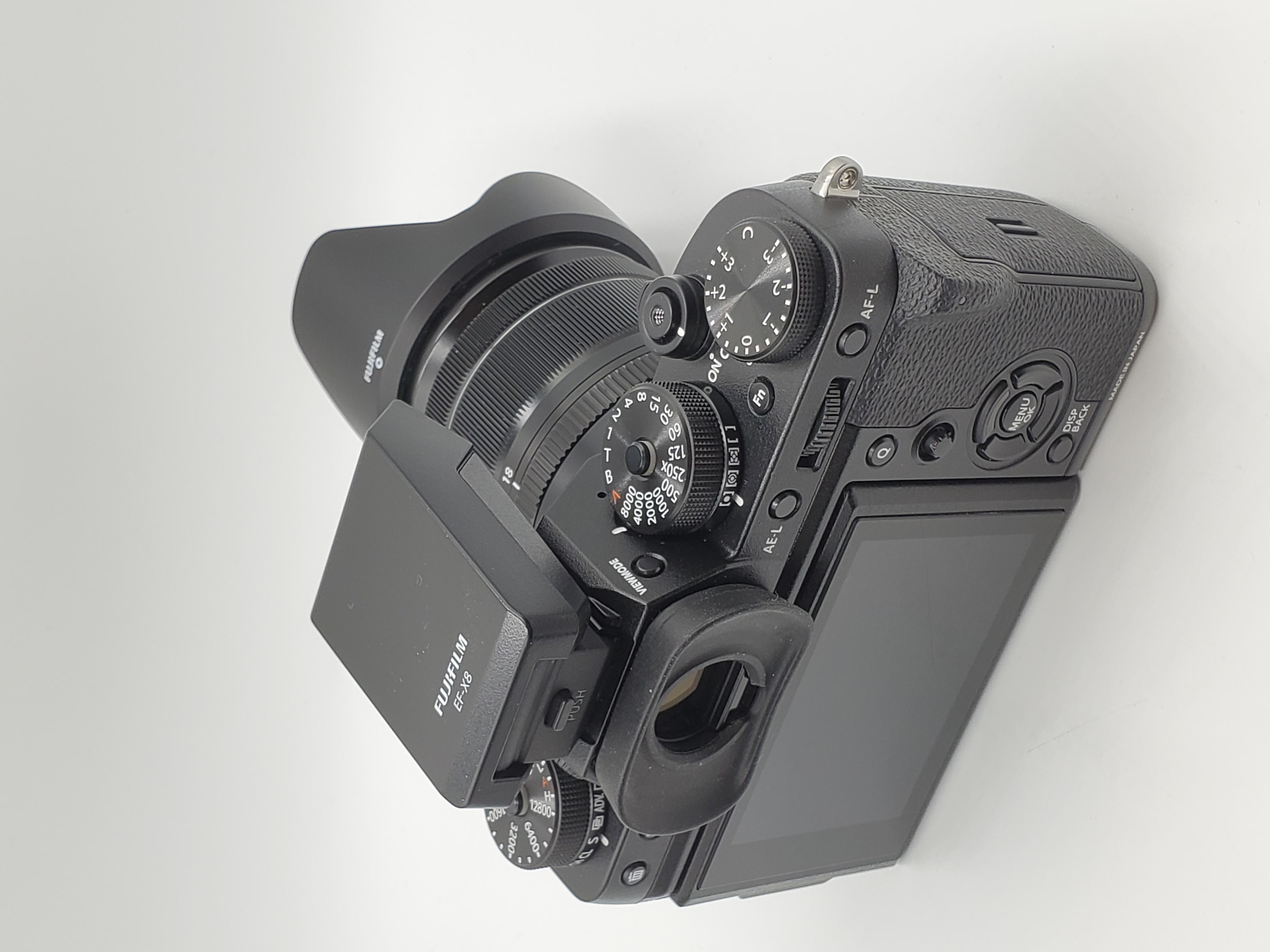USED Fujifilm X-T2 Mirrorless Digital Camera Kit with XF18-55mm Lens