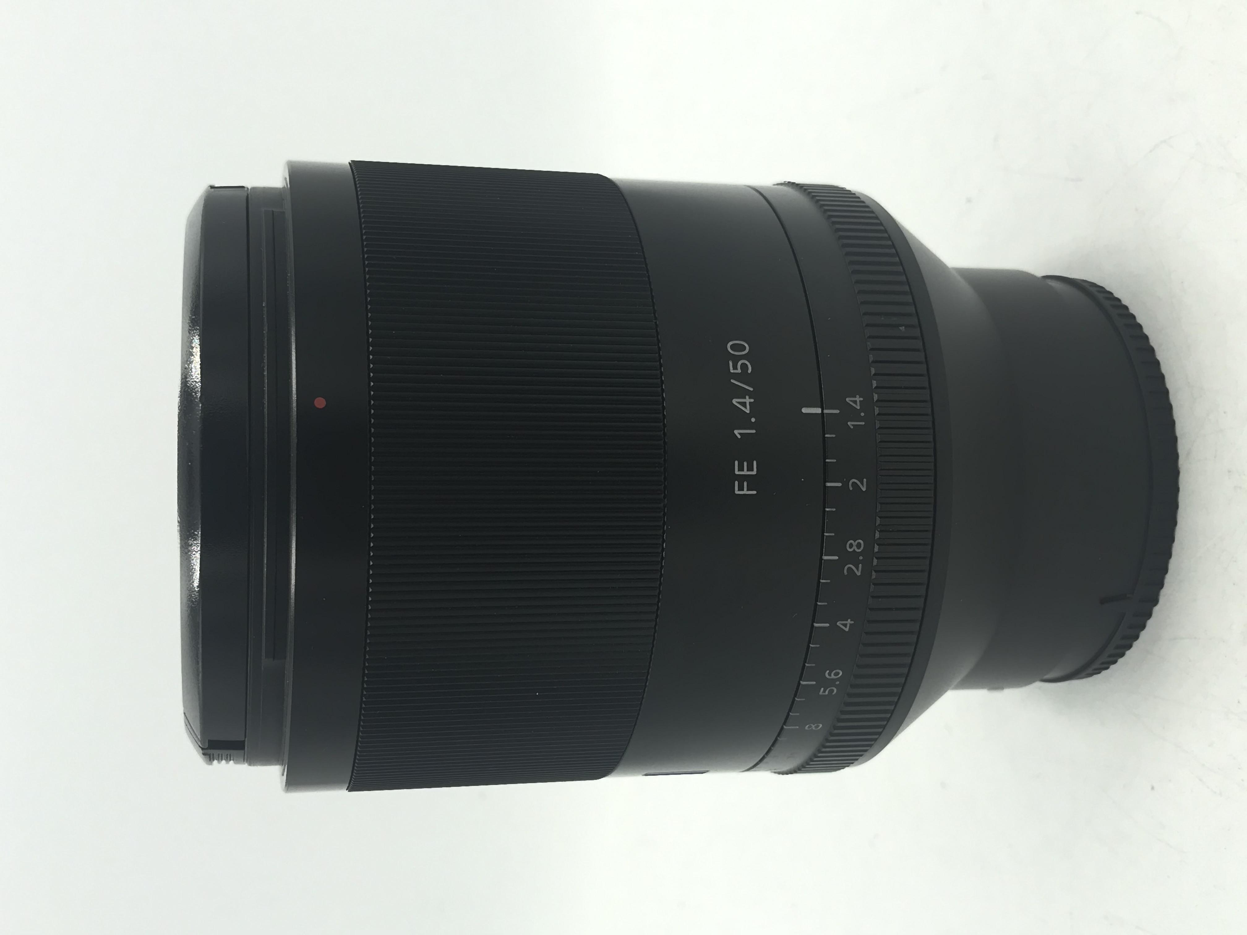 Used Sony 50mm F1.4 Planar T* FE Lens
