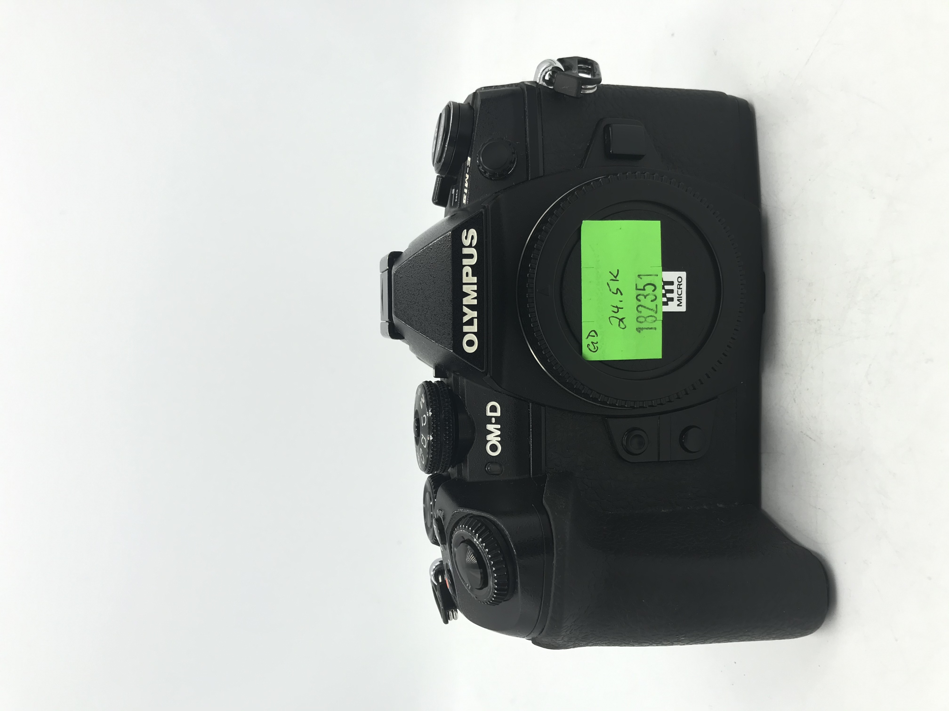 USED Olympus OM-D E-M1 Mark II Mirrorless  Camera (Body Only)
