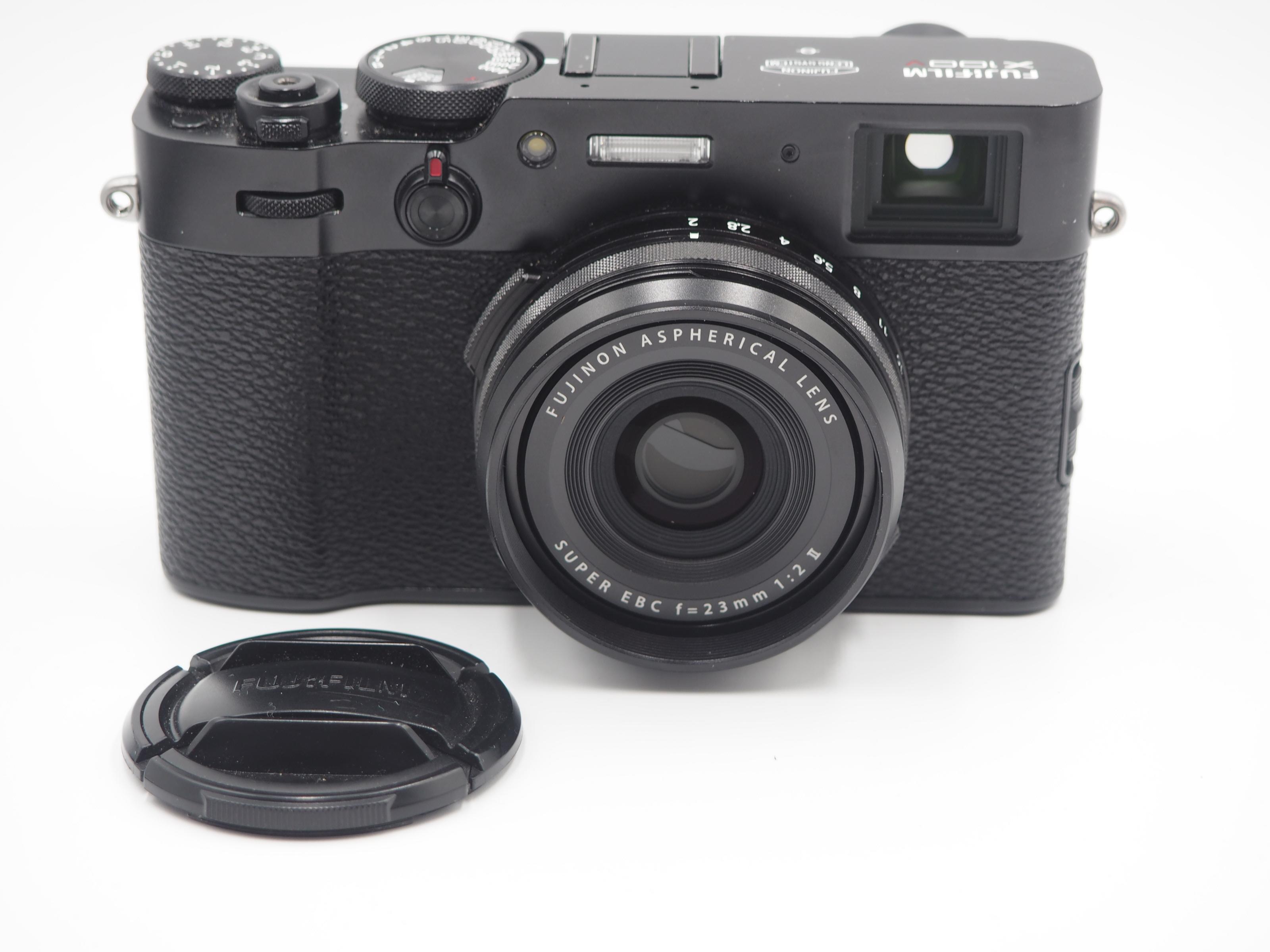 USED Fujifilm X100V Body  (Black)