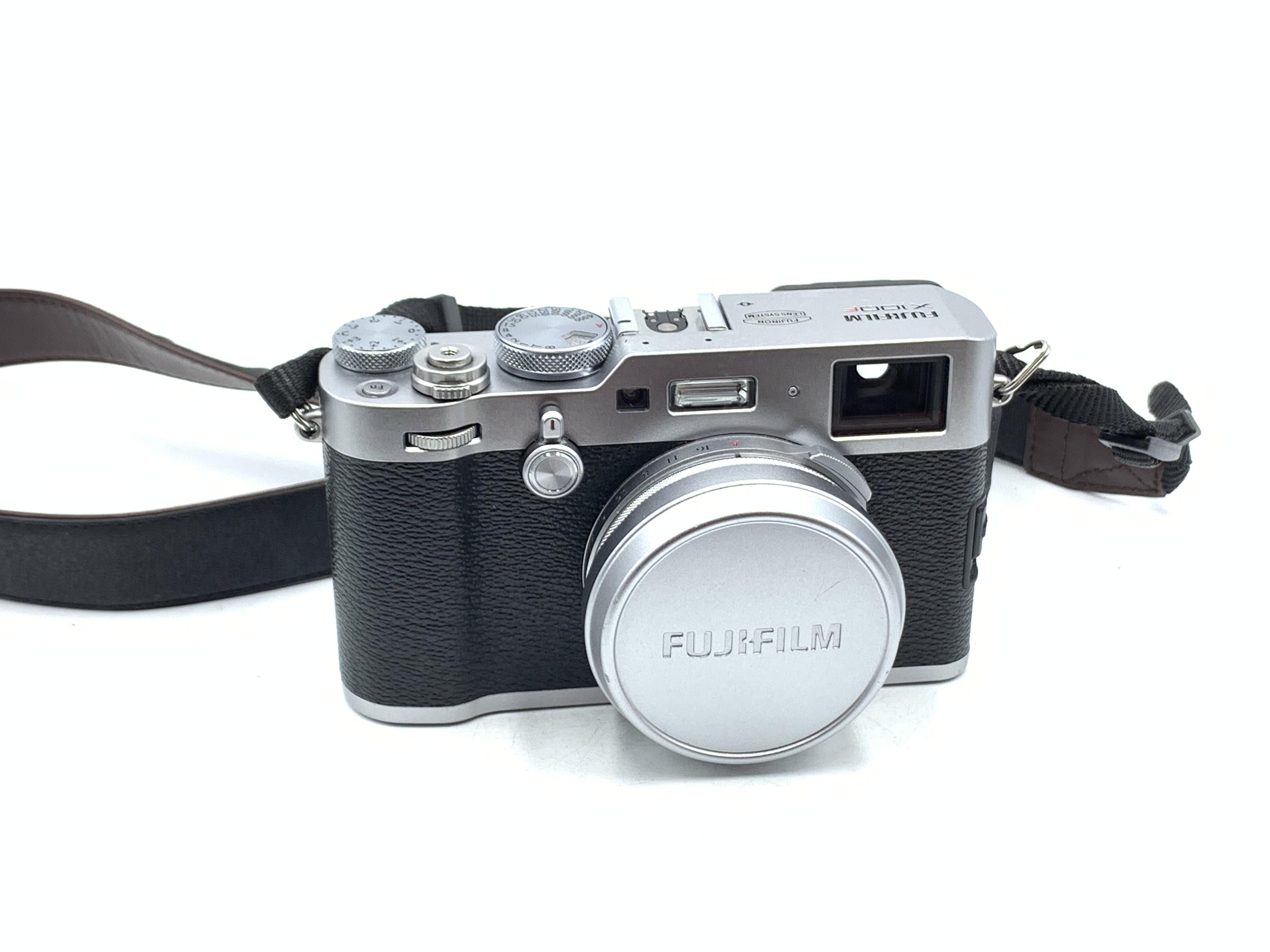 USED Fujifilm X100F Digital Camera (Silver)
