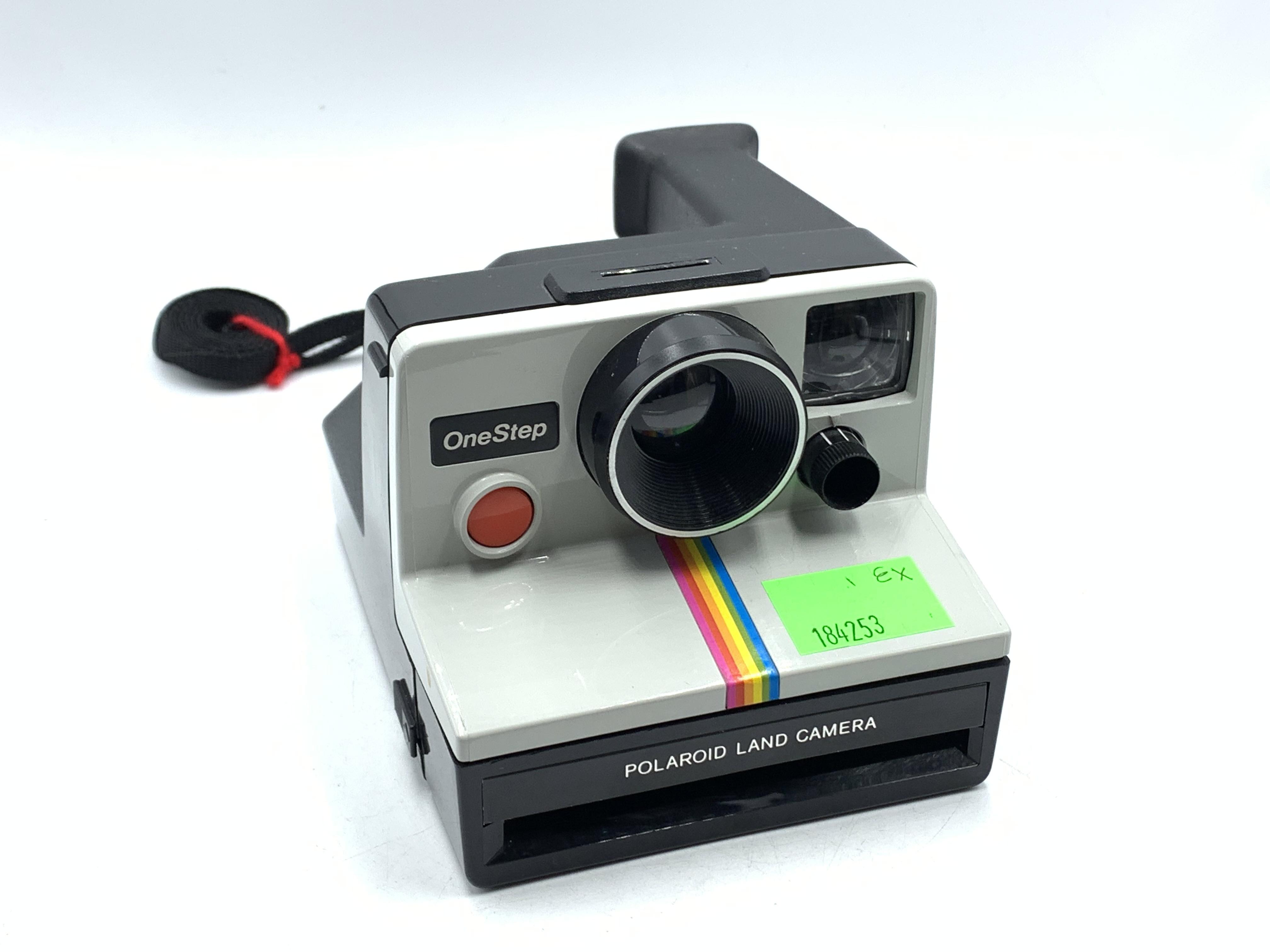USED Polaroid One Step Land Camera