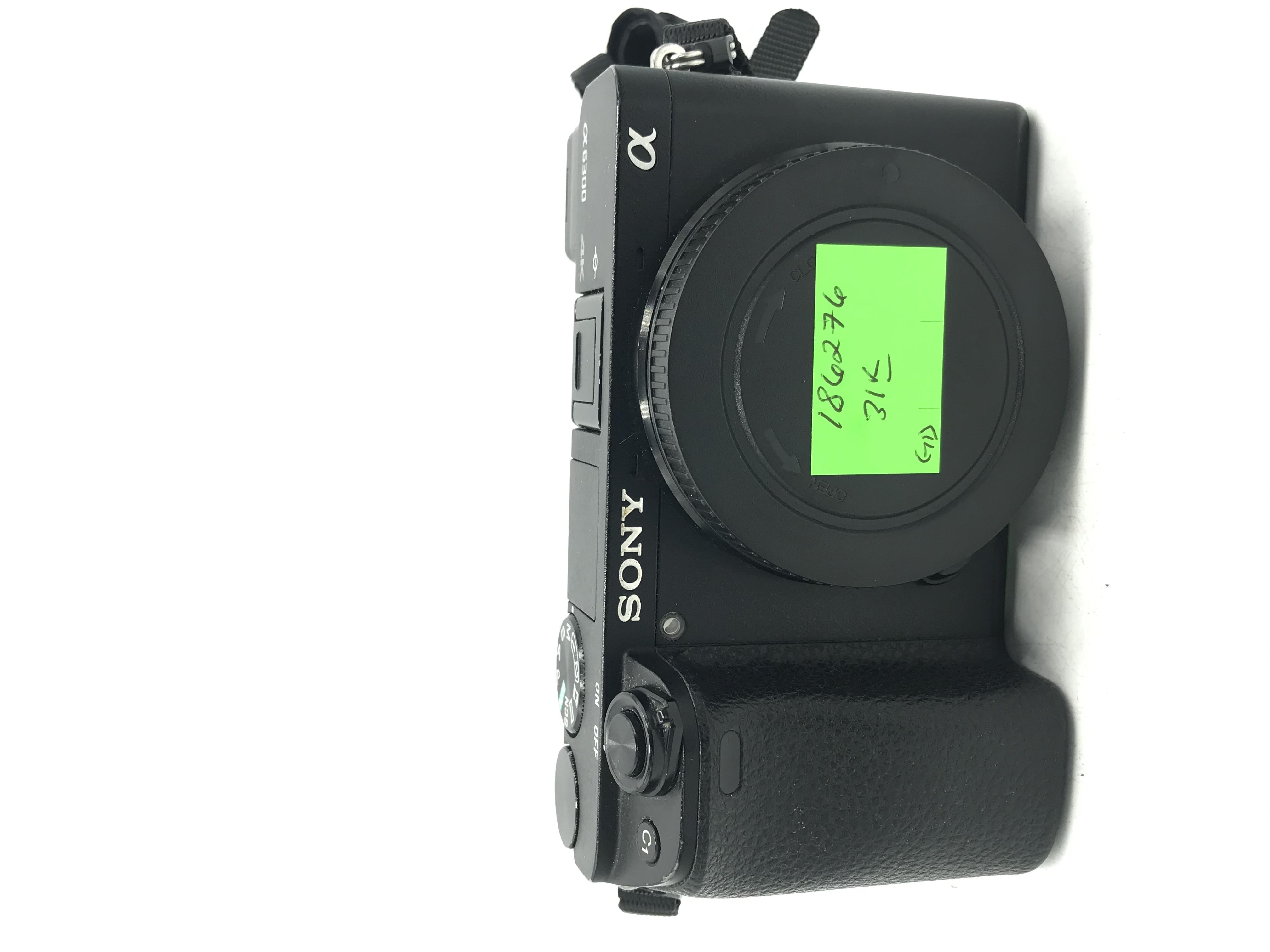 USED Sony a6300 Mirrorless Camera (Body)