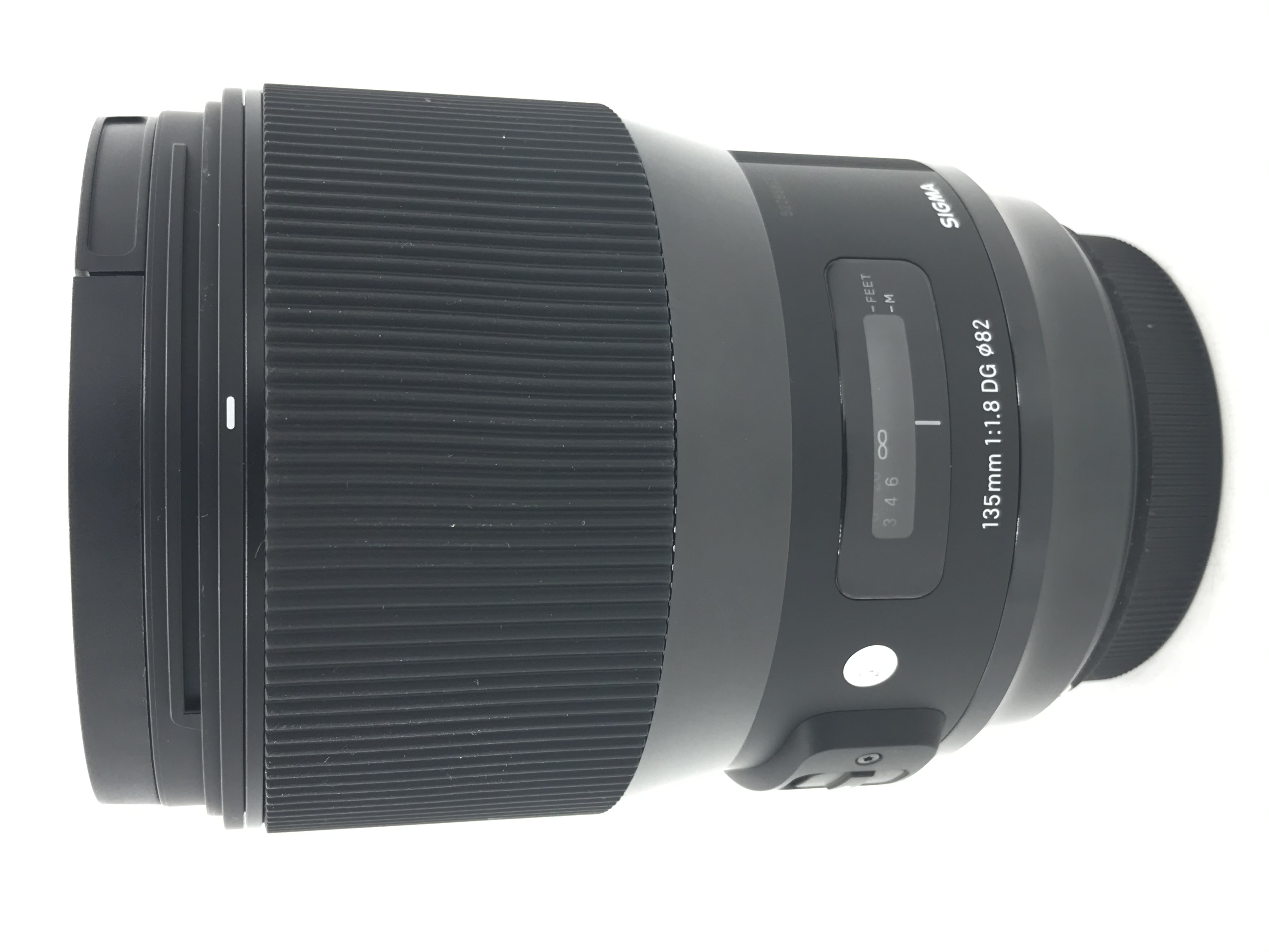 USED Sigma 135mm f1.8 DG HSM for CANON