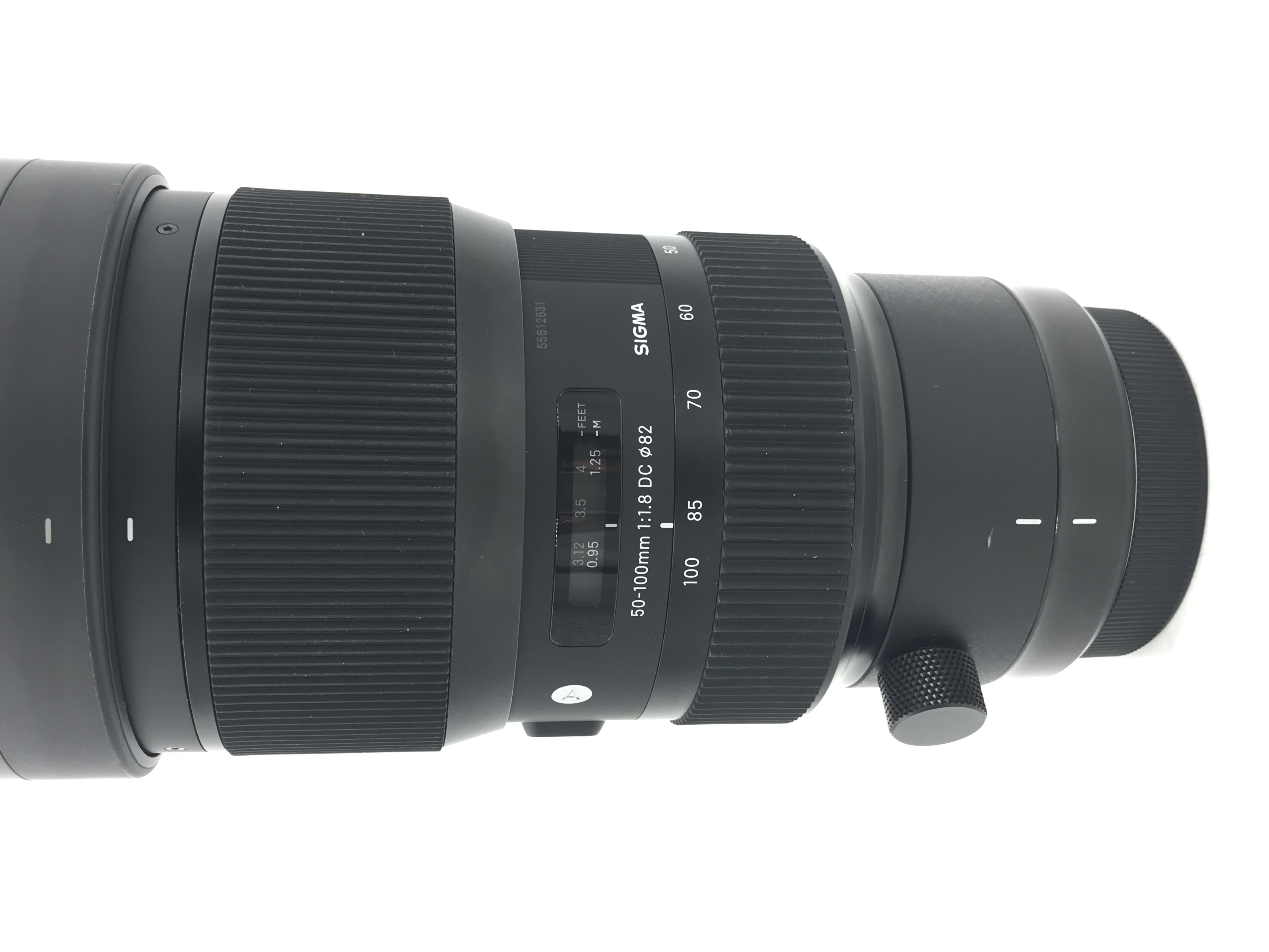 USED Sigma 50-100mm F1.8 DC Lens for Canon