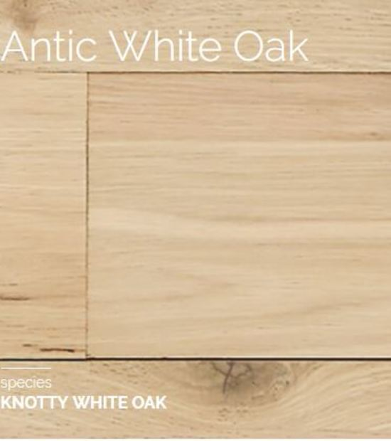 Antic White Oak